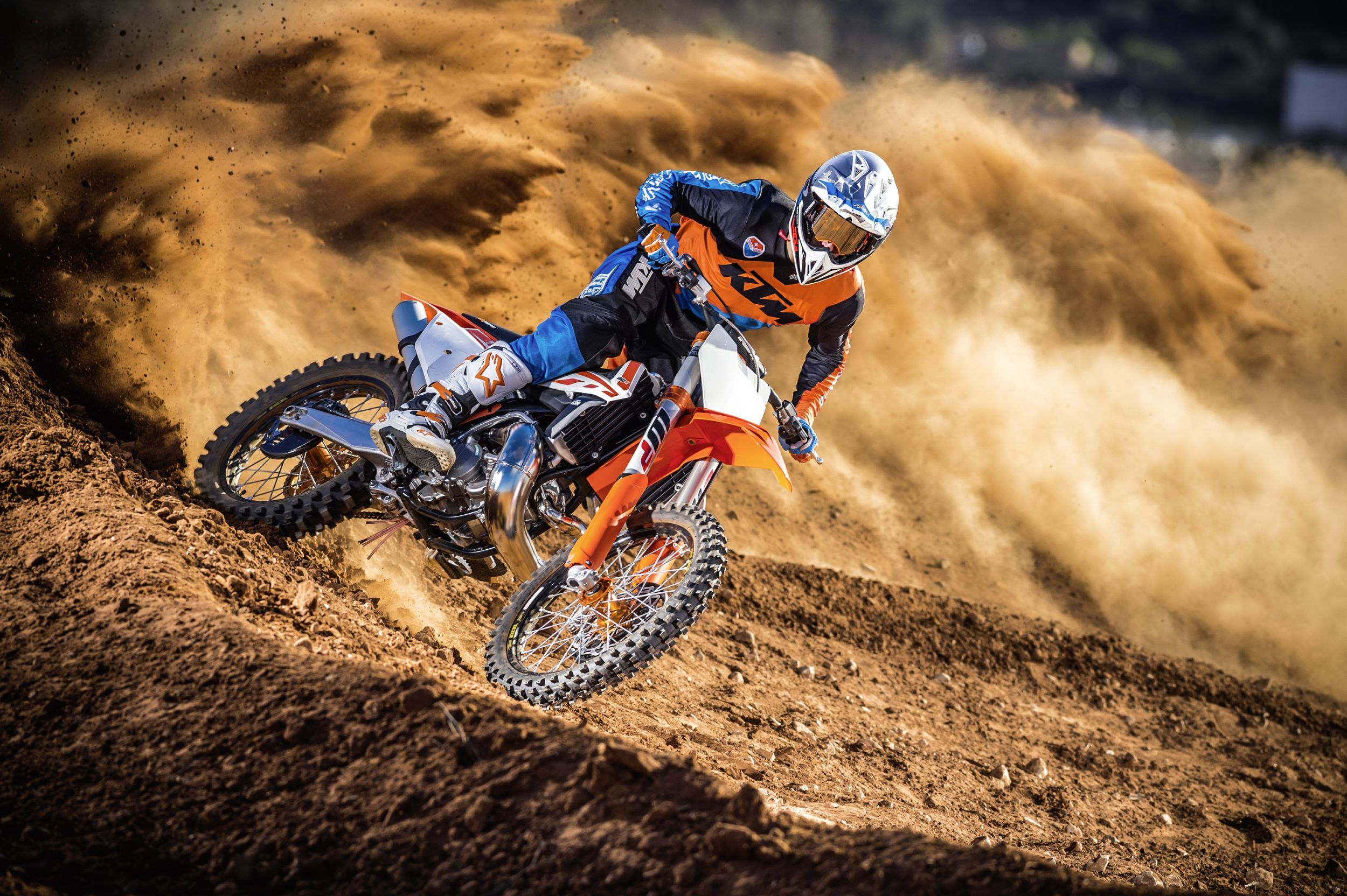 Pictures Of Ktm Dirt Bikes