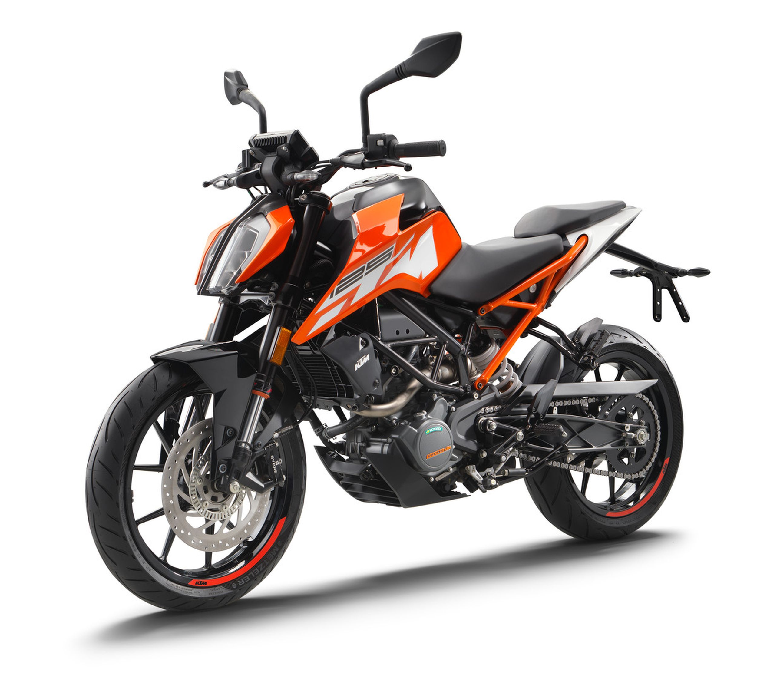 gebrauchte ktm 125 duke motorr der kaufen. Black Bedroom Furniture Sets. Home Design Ideas