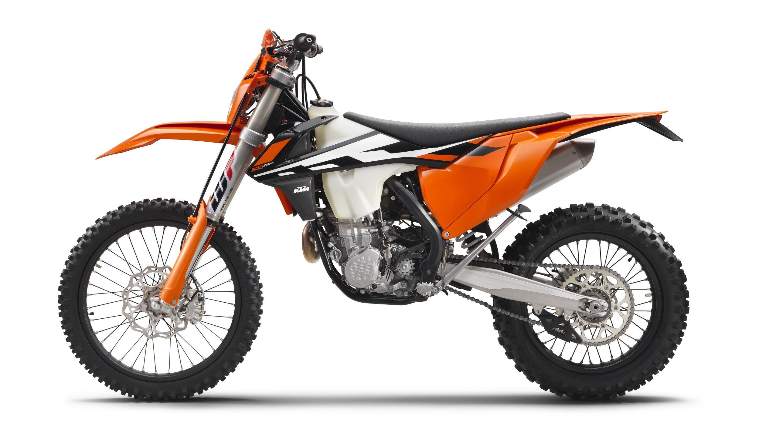 Ktm Freeride E Sm >> Gebrauchte KTM 500 EXC-F Motorräder kaufen