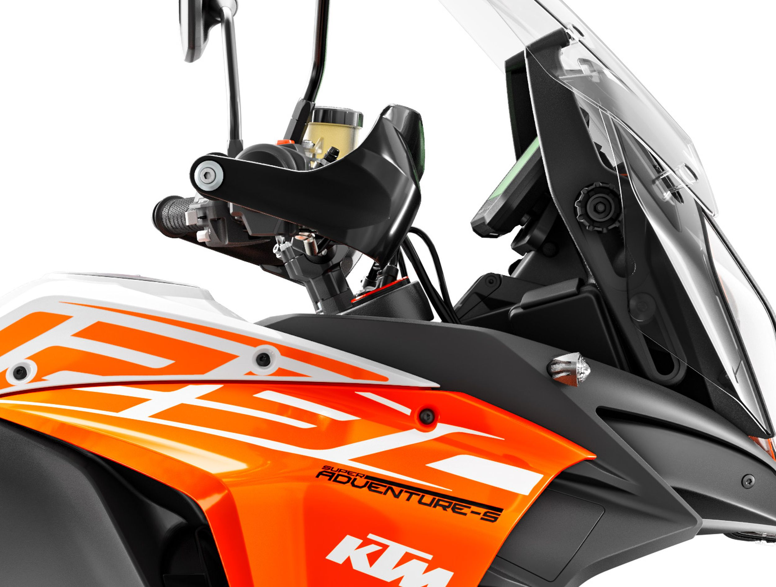 gebrauchte ktm 1290 super adventure s motorr der kaufen. Black Bedroom Furniture Sets. Home Design Ideas