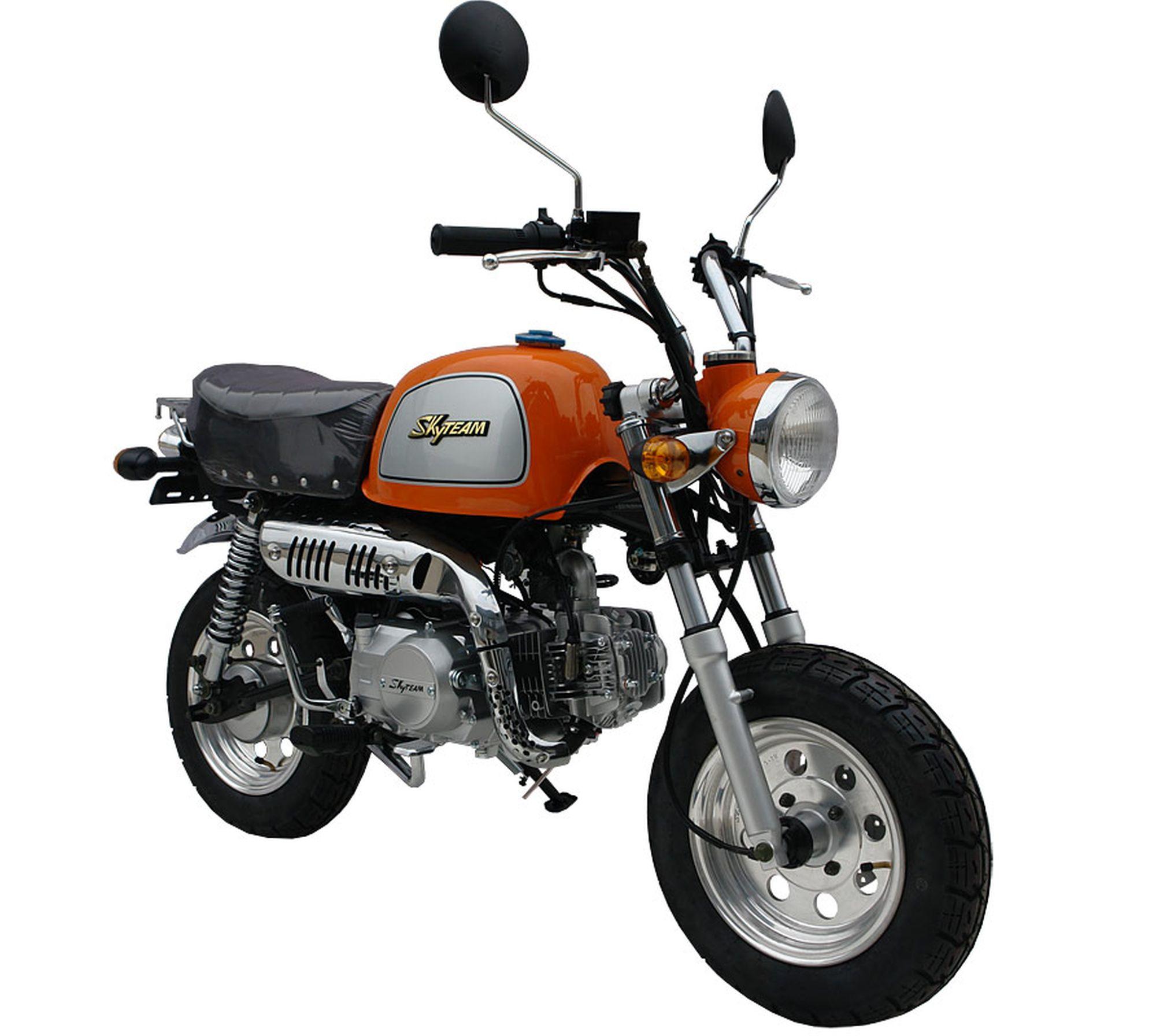 Gebrauchte Skyteam Gorilla 125 Motorräder Kaufen