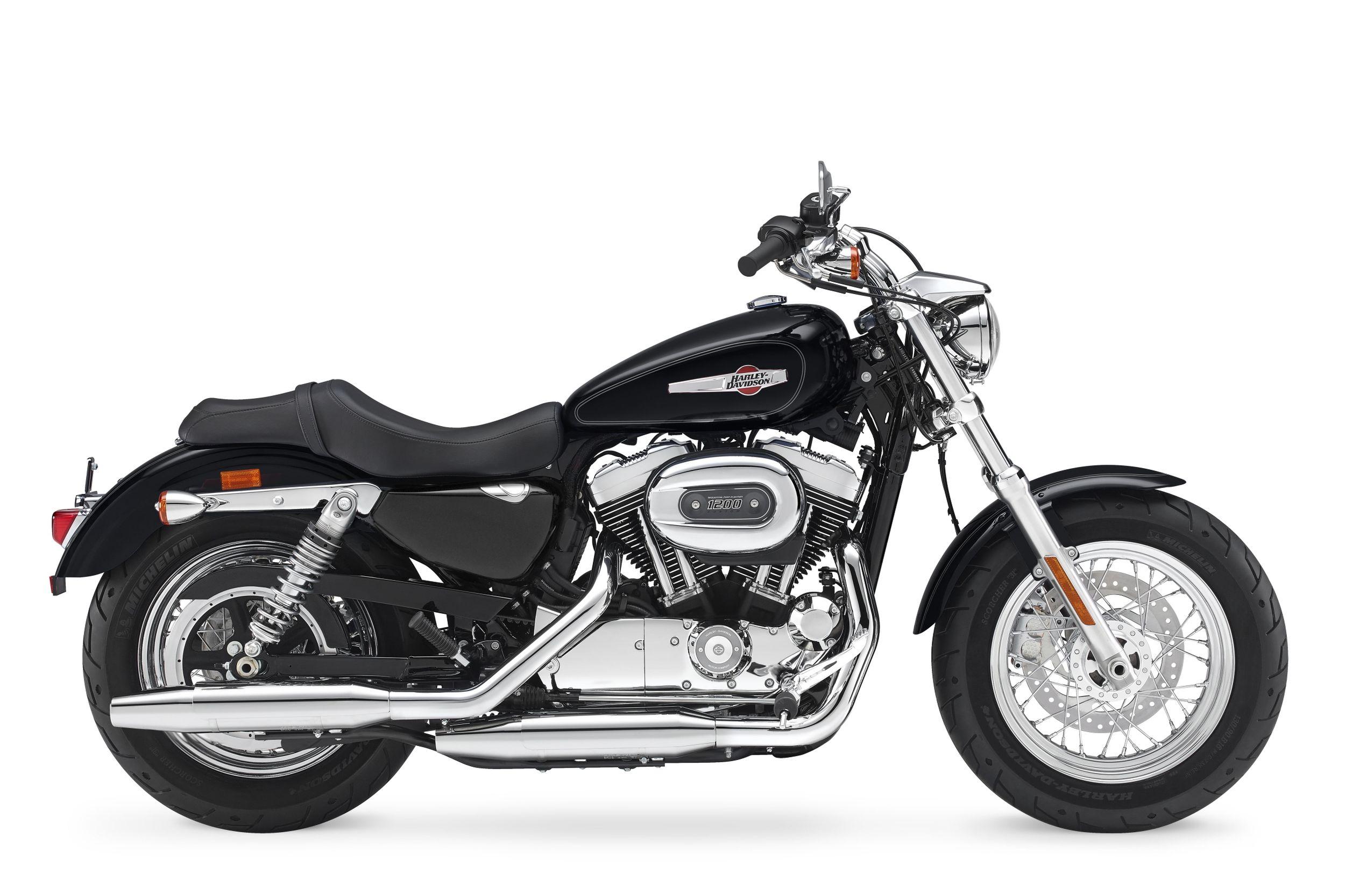 gebrauchte harley davidson sportster xl 1200c custom motorr der kaufen. Black Bedroom Furniture Sets. Home Design Ideas