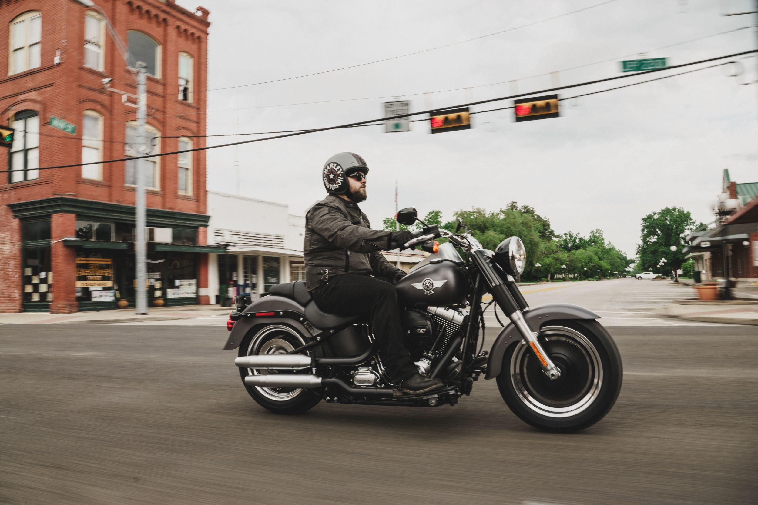 Gebrauchte Harley-Davidson Softail Fat Boy Special FLSTFB ...