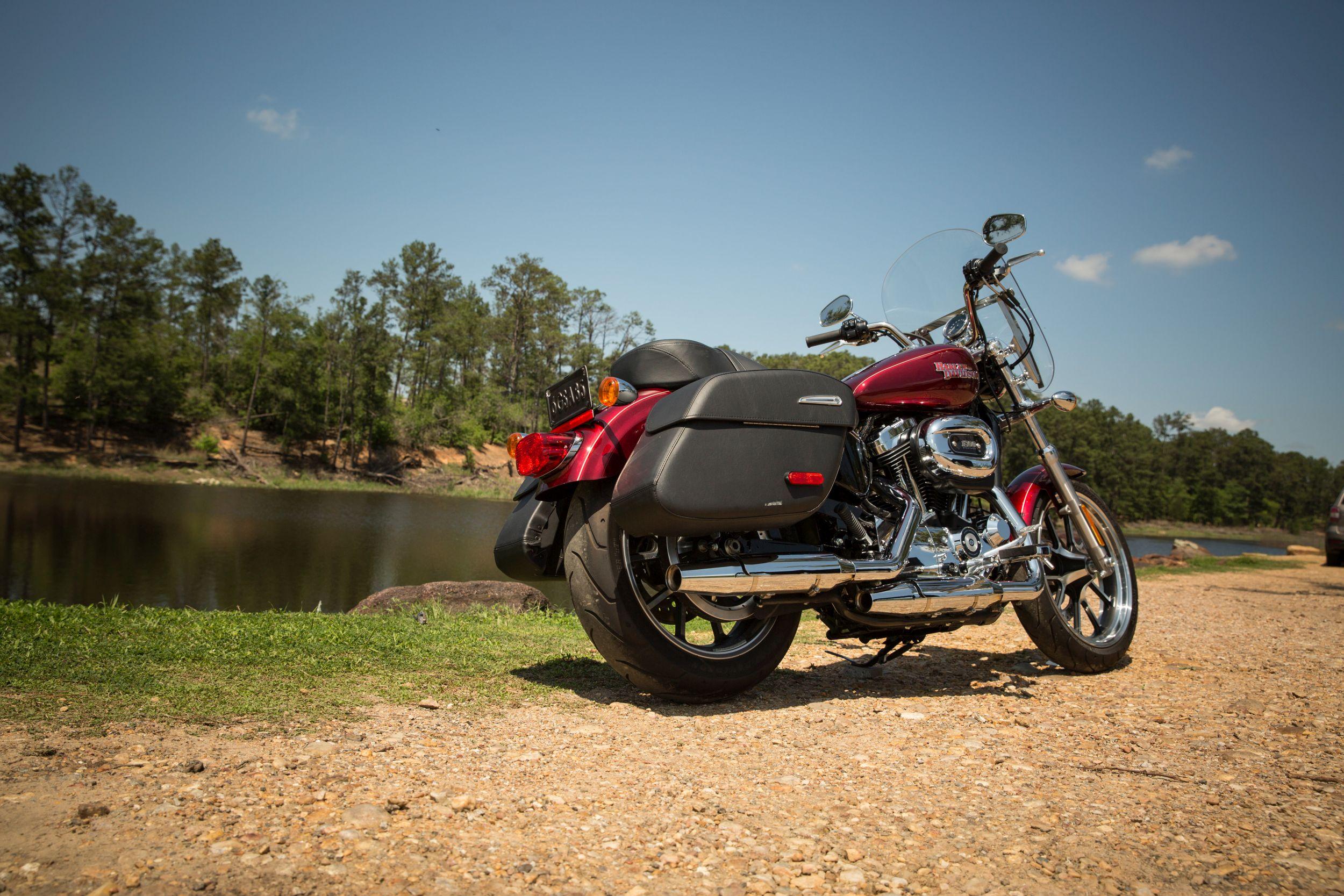 Harley Davidson  Superlow Technische Daten