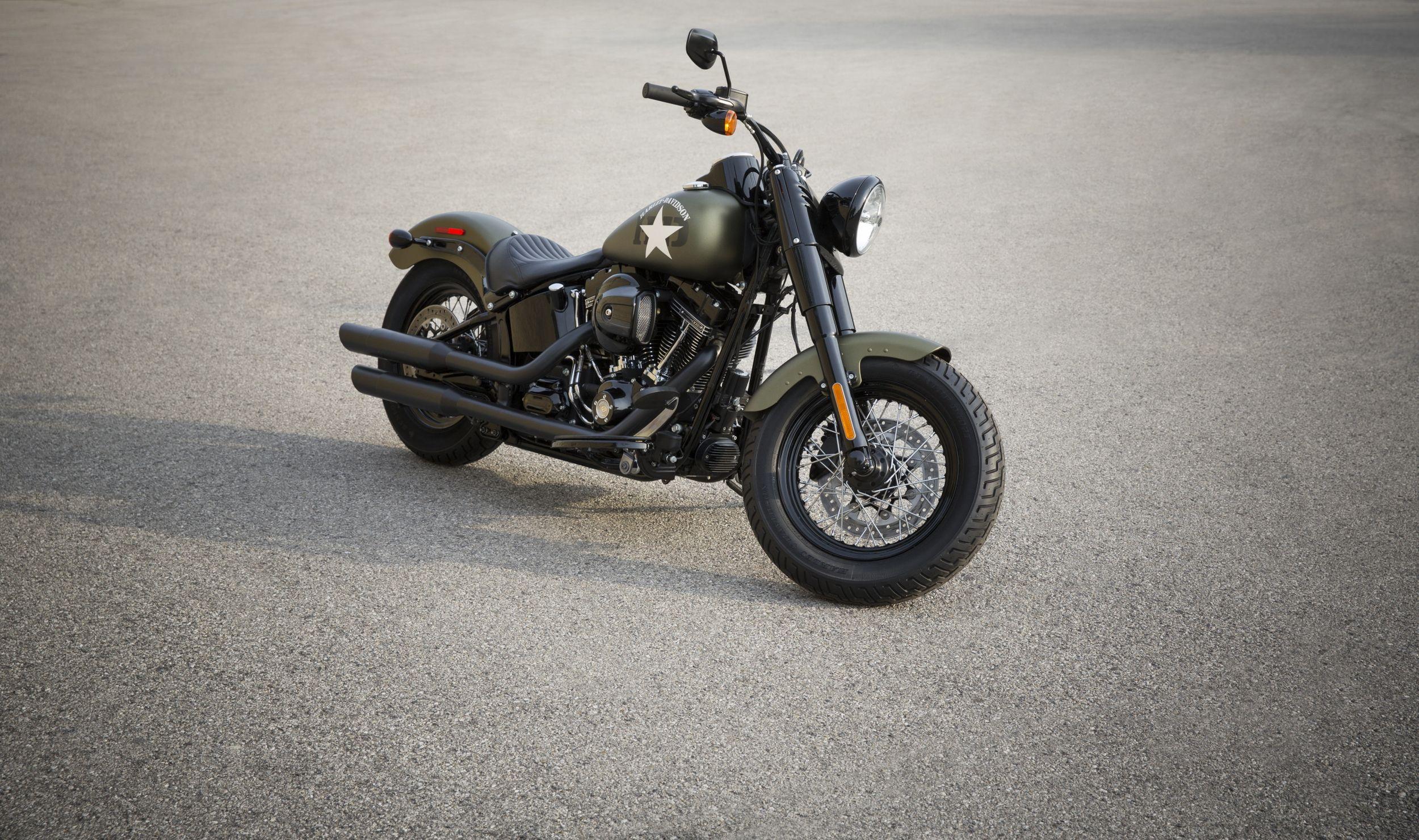 Harley Davidson Softail Gebraucht