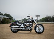 Harley-Davidson Softail Fat Boy FLSTF 2017
