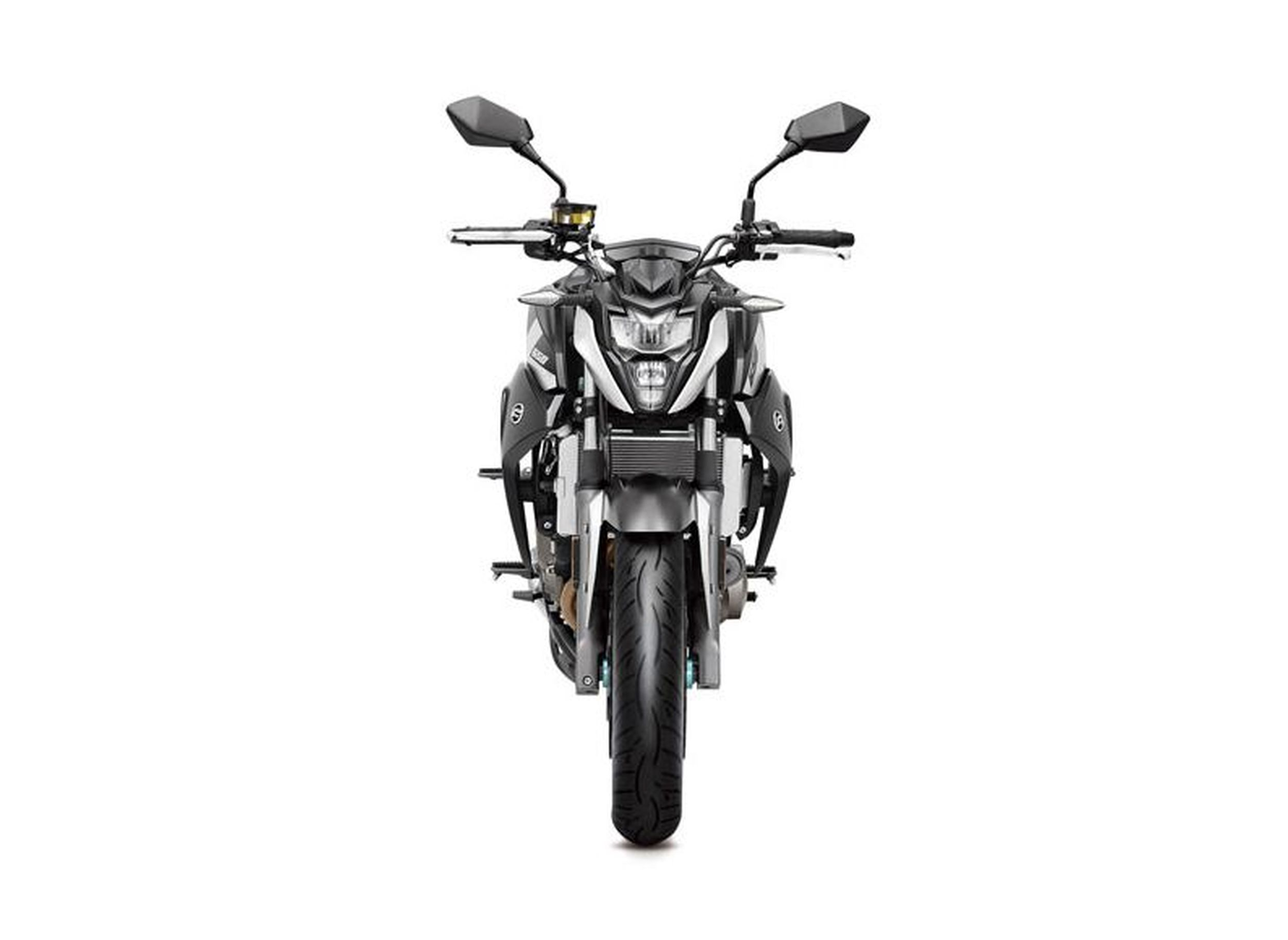 Gebrauchte CF-Moto 650 TK Motorräder kaufen