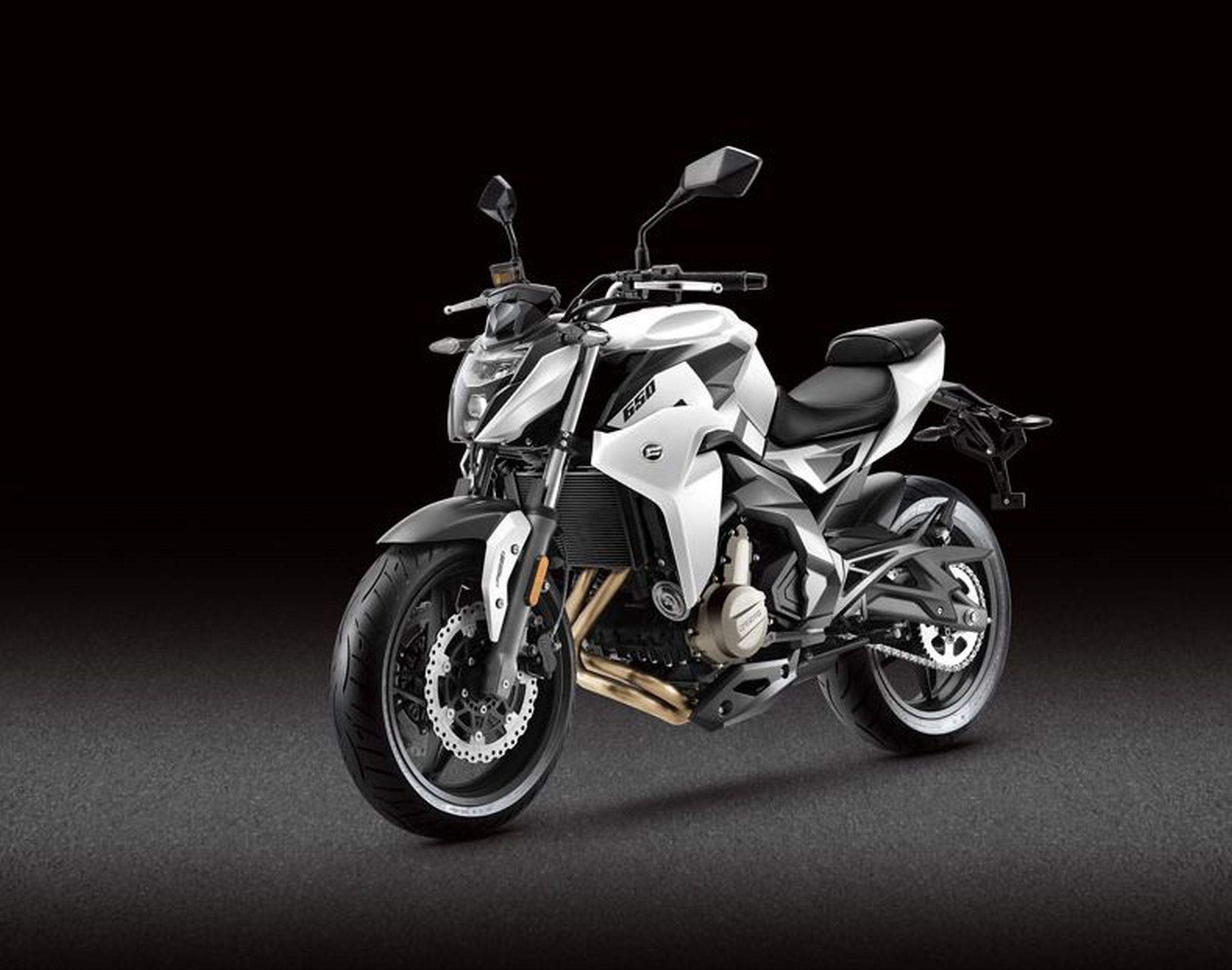 Gebrauchte CF-Moto 650 NK Motorräder kaufen