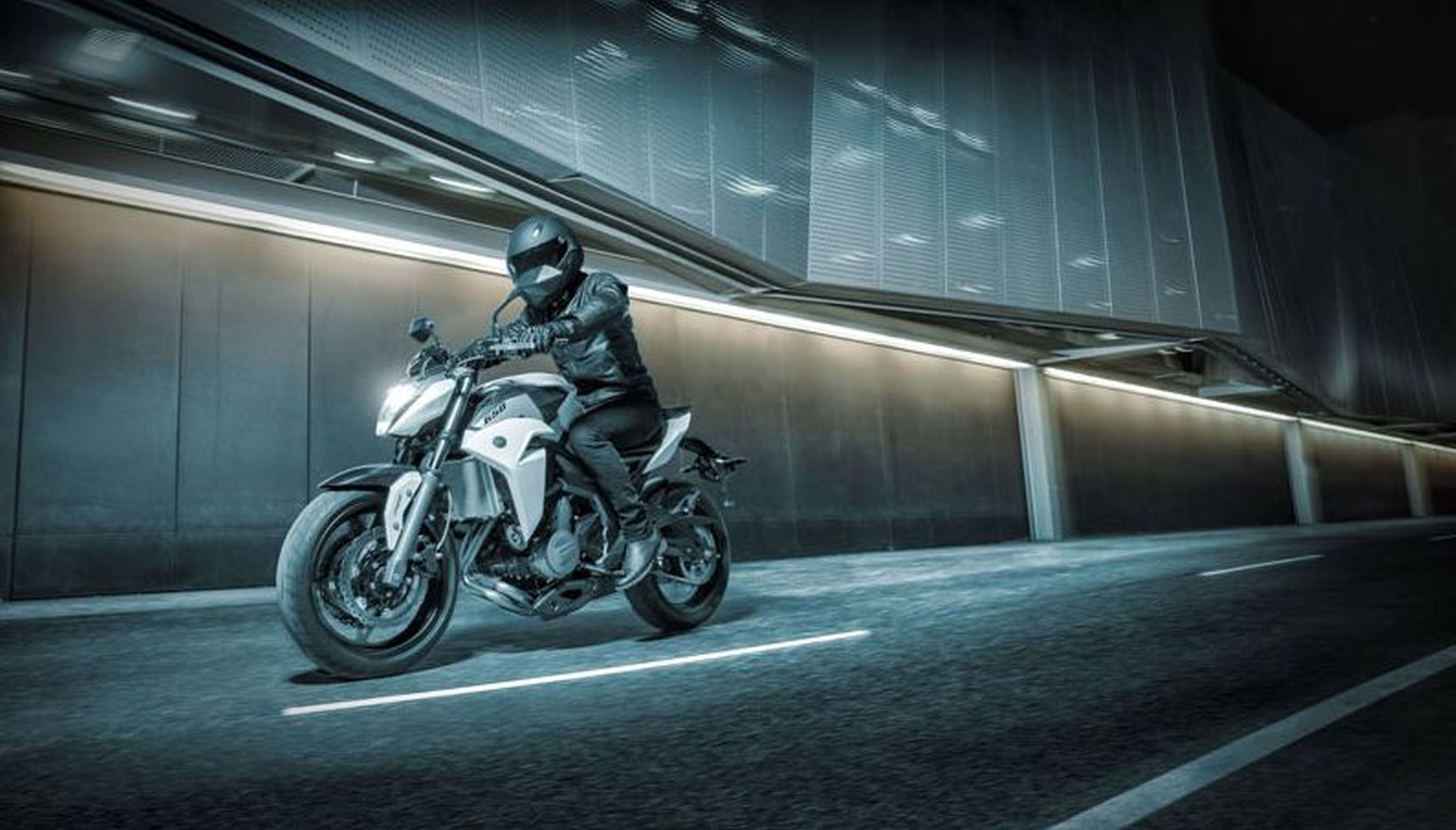 Gebrauchte CF-Moto 400 NK Motorräder kaufen
