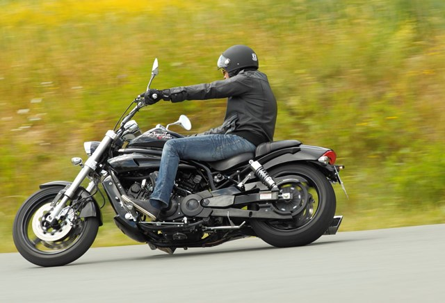 Gebrauchte Hyosung GV 650i Motorräder kaufen