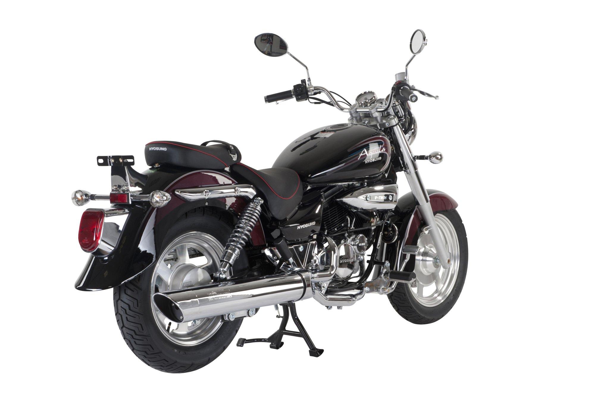 gebrauchte und neue hyosung gv 125 motorr der kaufen. Black Bedroom Furniture Sets. Home Design Ideas