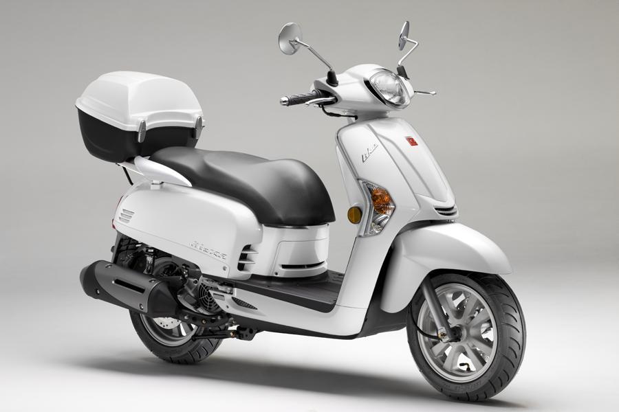 Gebrauchte und neue Kymco New Like 125 Motorräder kaufen