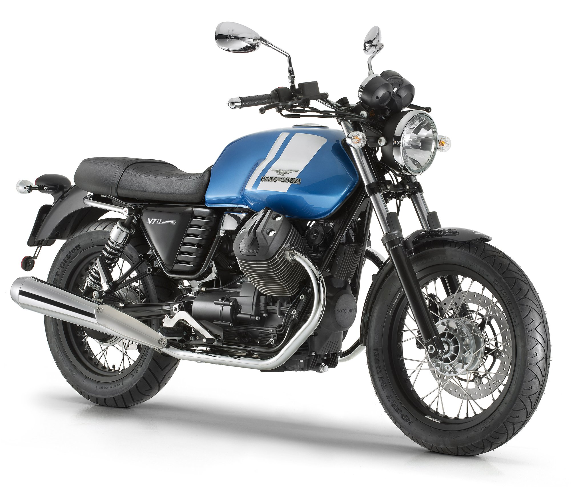 gebrauchte moto guzzi v7 ii special motorr der kaufen. Black Bedroom Furniture Sets. Home Design Ideas