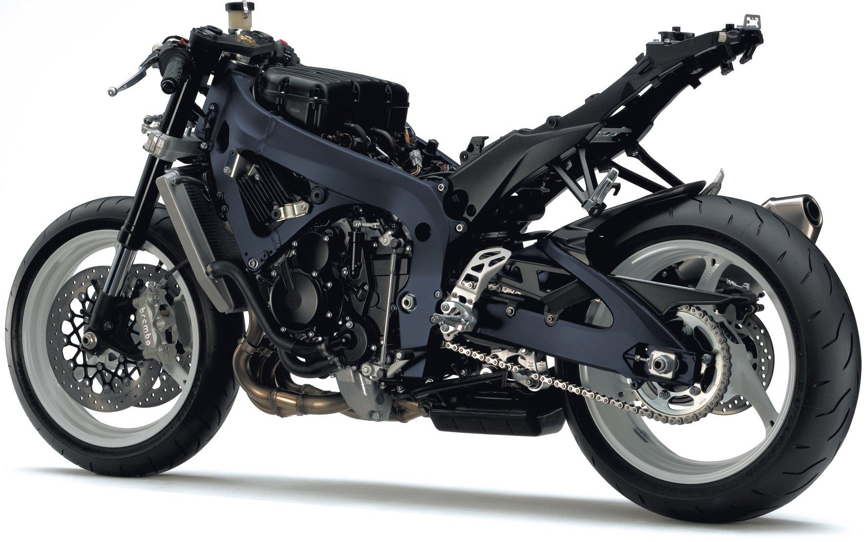 Suzuki GSX-R 600 - Test, Gebrauchte, Baujahre