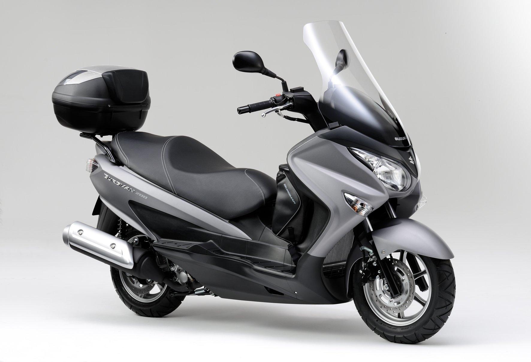 Gebrauchte und neue Suzuki Burgman 200 Motorräder kaufen | 1772 x 1210 jpeg 202kB