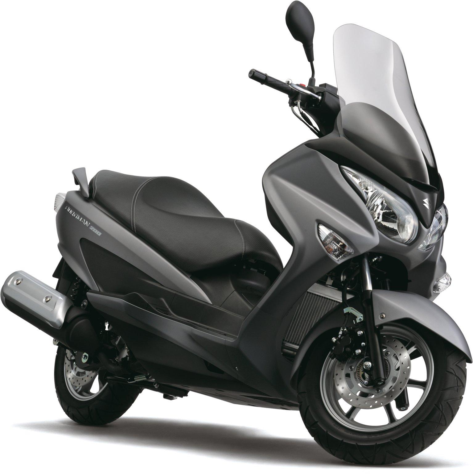 Gebrauchte und neue Suzuki Burgman 200 Motorräder kaufen | 1534 x 1539 jpeg 265kB