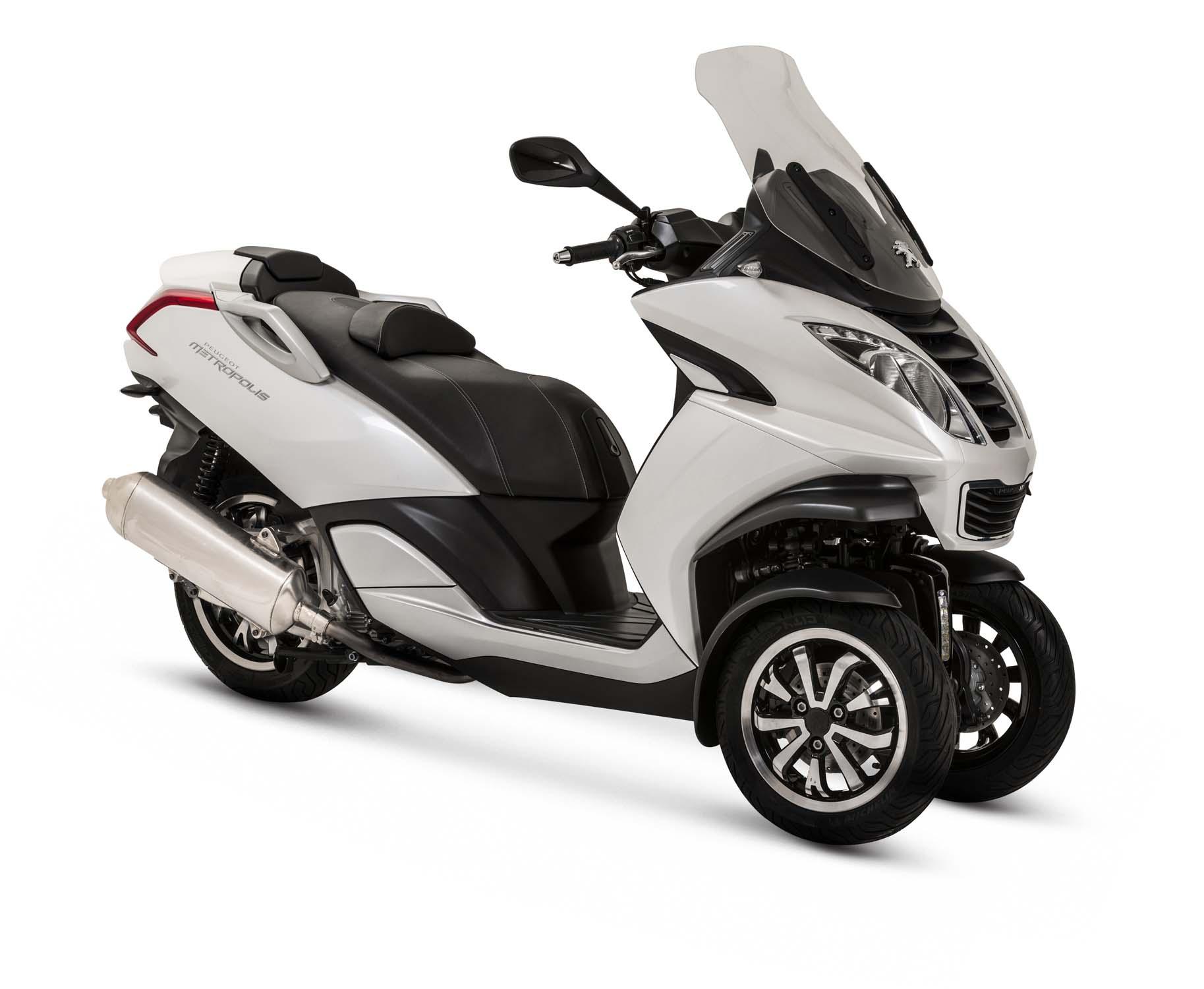 gebrauchte und neue peugeot metropolis 400 motorräder kaufen