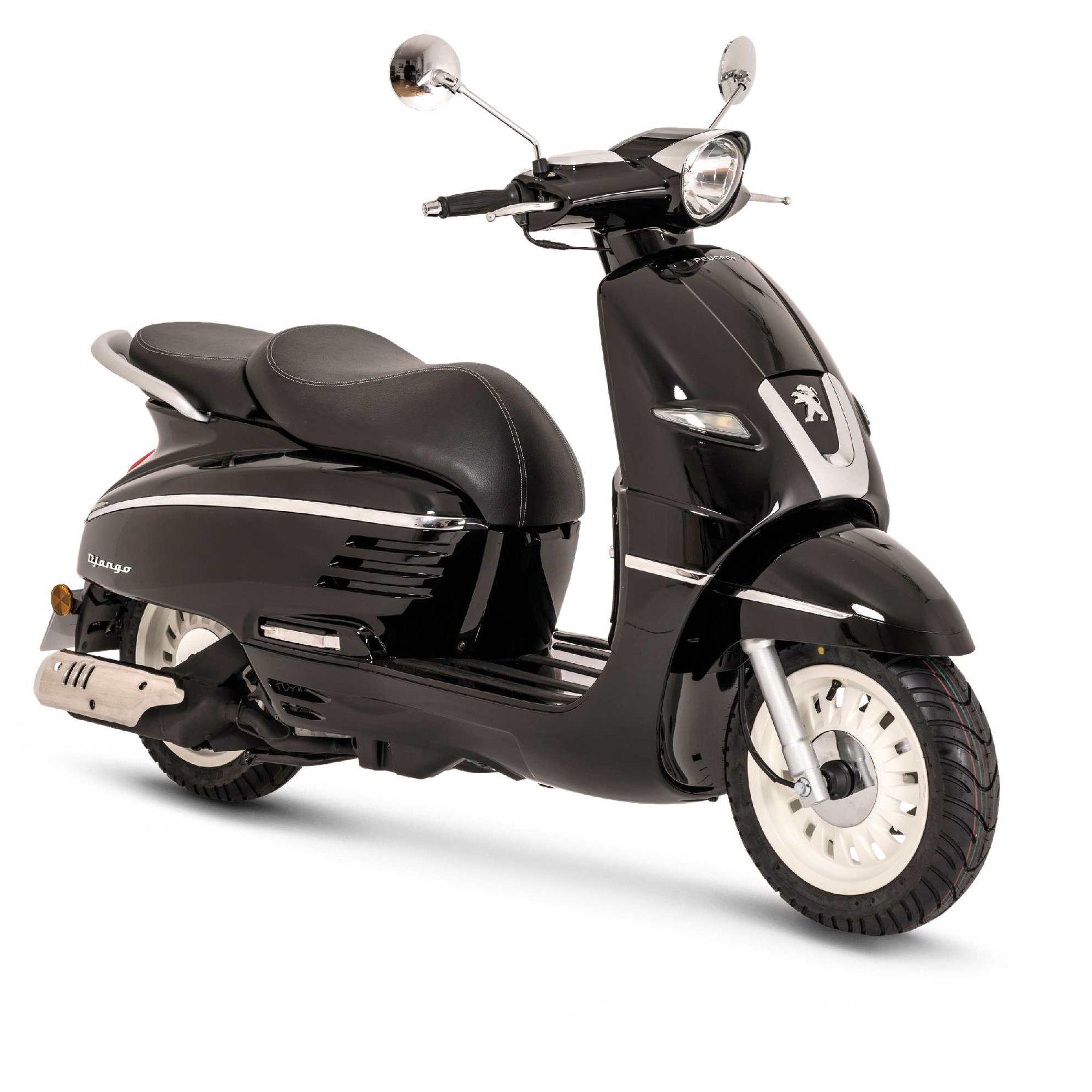 gebrauchte und neue peugeot django 50 2t heritage motorr der kaufen. Black Bedroom Furniture Sets. Home Design Ideas