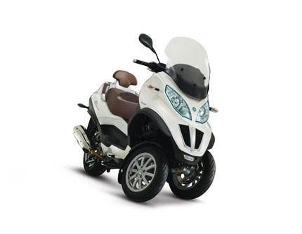 gebrauchte piaggio mp3 500ie lt business motorr der kaufen. Black Bedroom Furniture Sets. Home Design Ideas