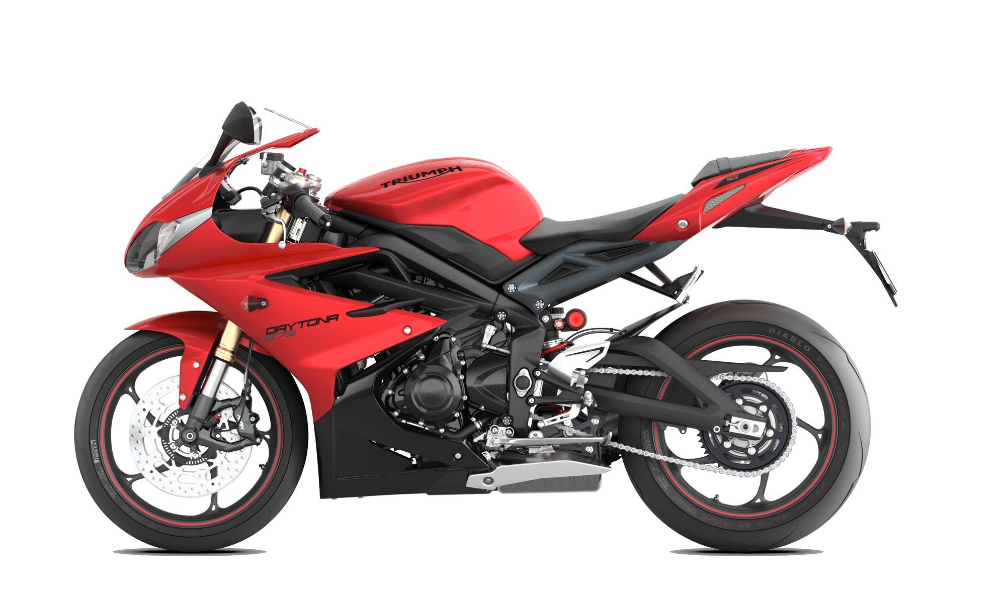 Gebrauchte Und Neue Triumph Daytona 675 Motorräder Kaufen