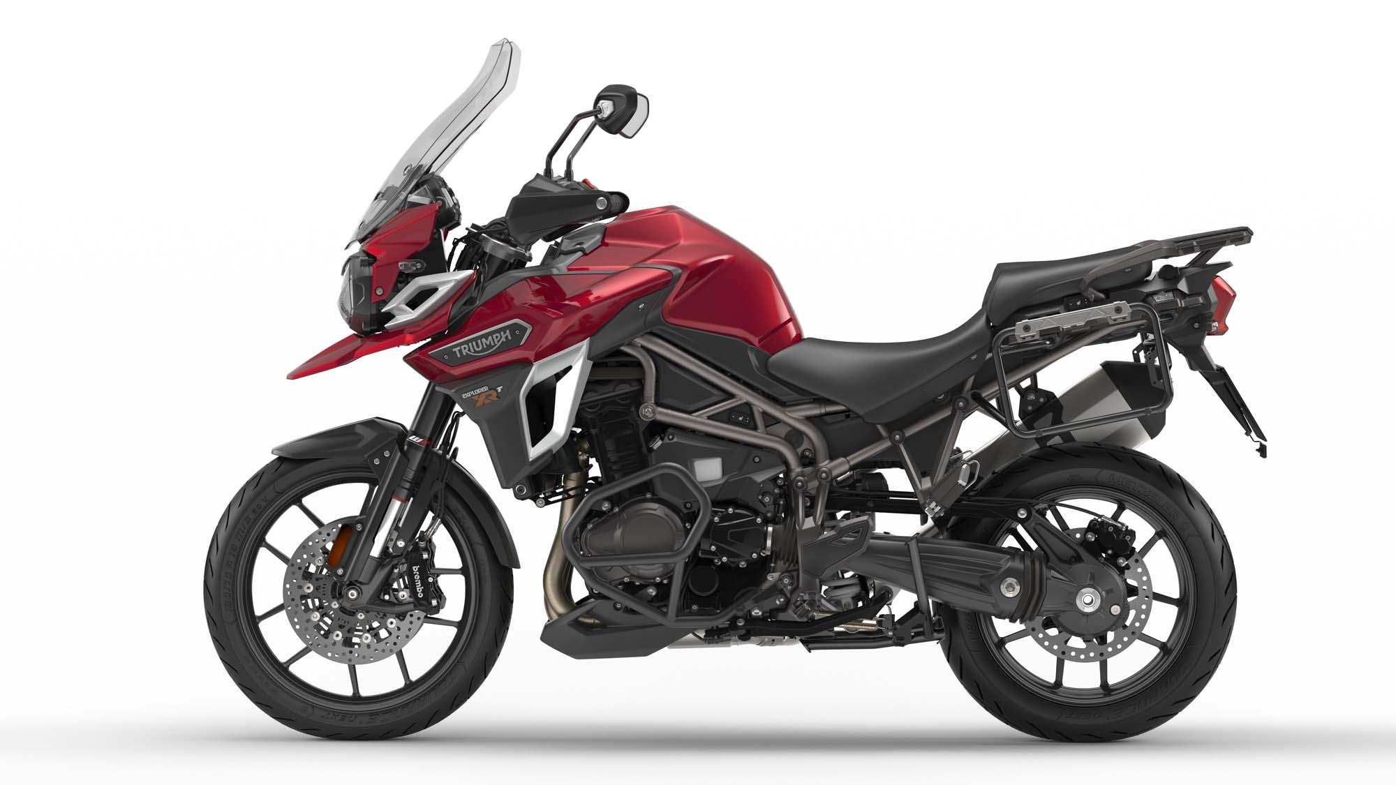 Gebrauchte Und Neue Triumph Tiger Explorer Xrt Motorräder Kaufen