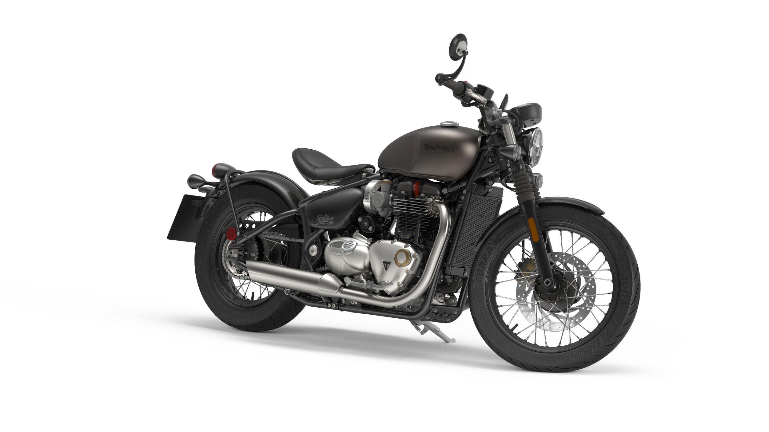 gebrauchte triumph bonneville bobber motorr der kaufen. Black Bedroom Furniture Sets. Home Design Ideas