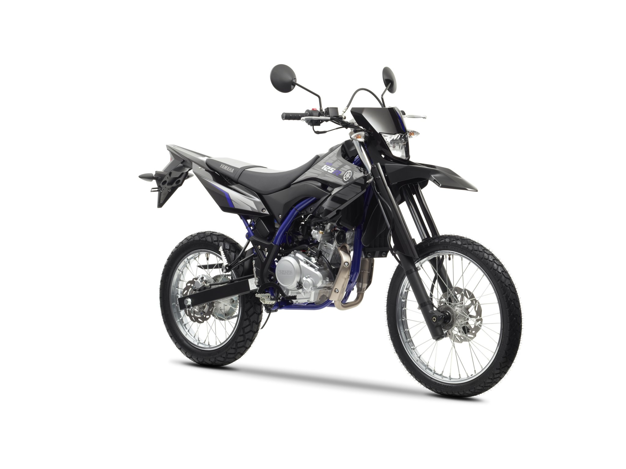 yamaha wr 125 r bilder und technische daten. Black Bedroom Furniture Sets. Home Design Ideas