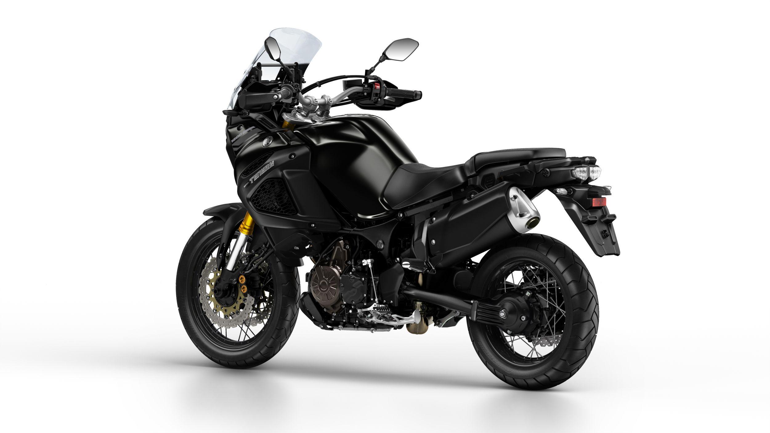 Yamaha Xtz Super Tenere Exhaust