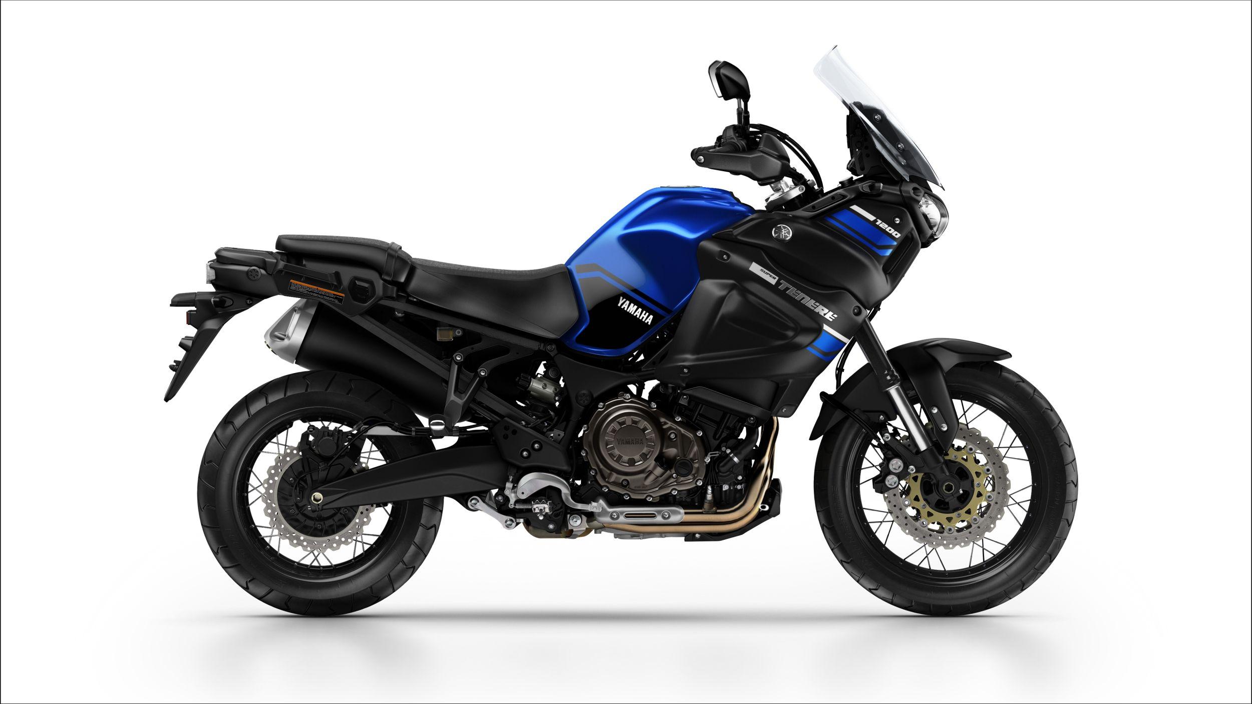 Yamaha XT1200Z Super Ténéré - Wikipedia