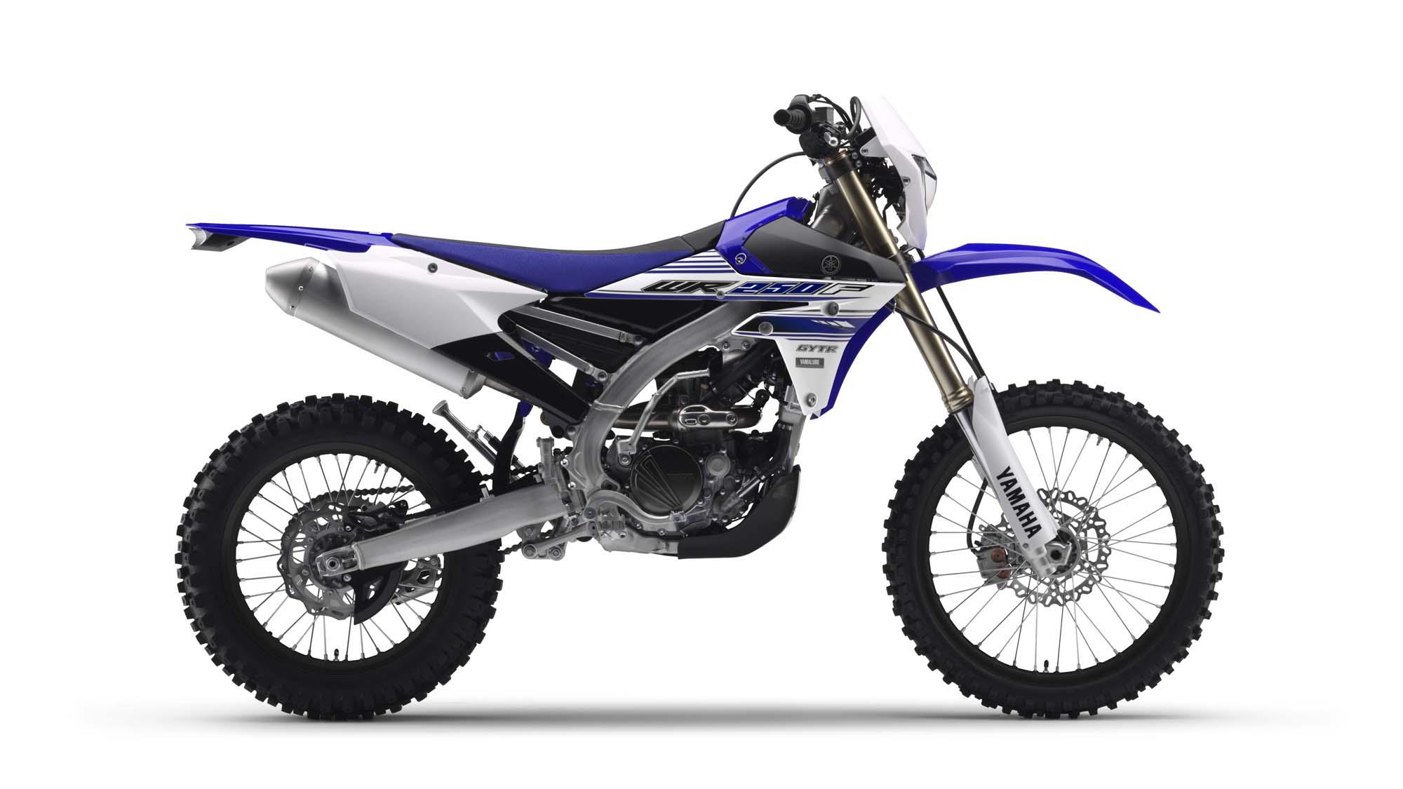 Gebrauchte yamaha wr 250f motorr der kaufen for Yamaha wr 250 2017