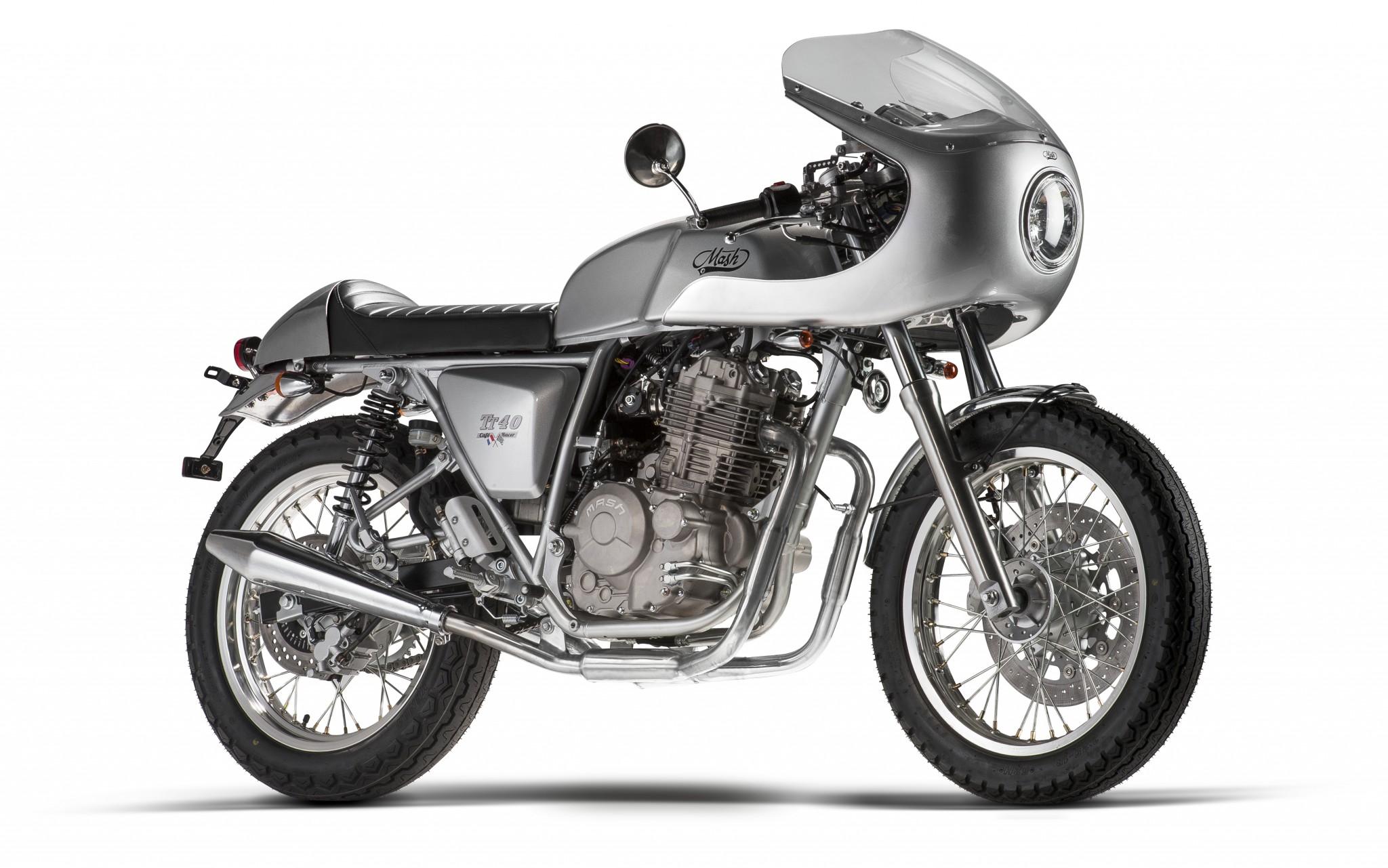 gebrauchte mash cafe racer tt40 motorräder kaufen