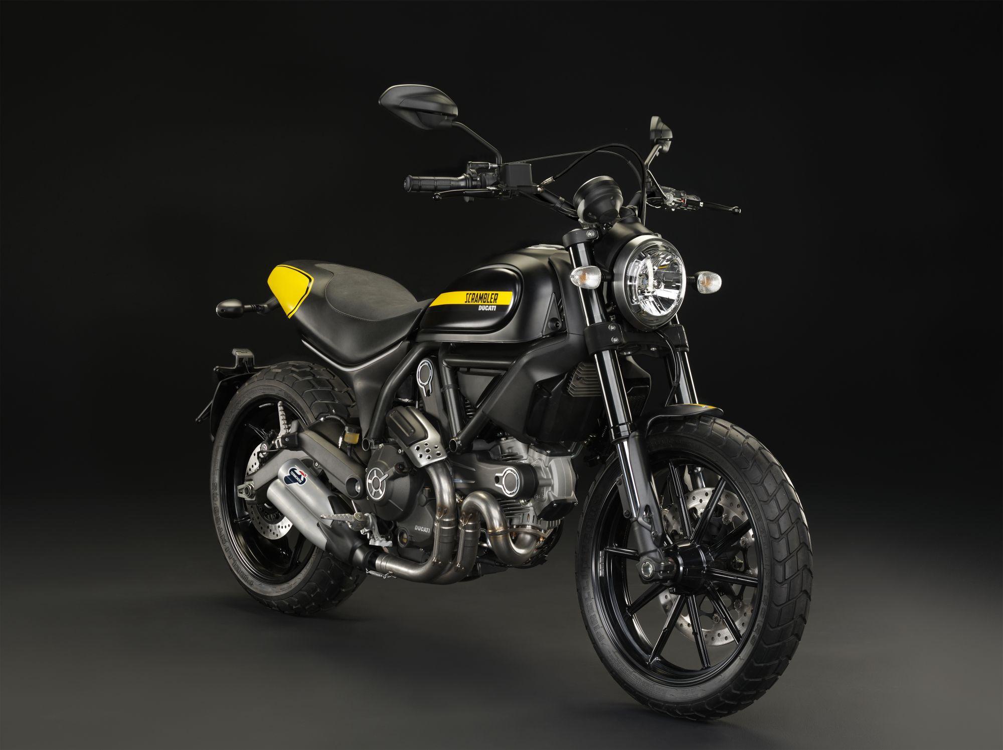 Ducati Scrambler Full Throttle All Technical Data Of The Model