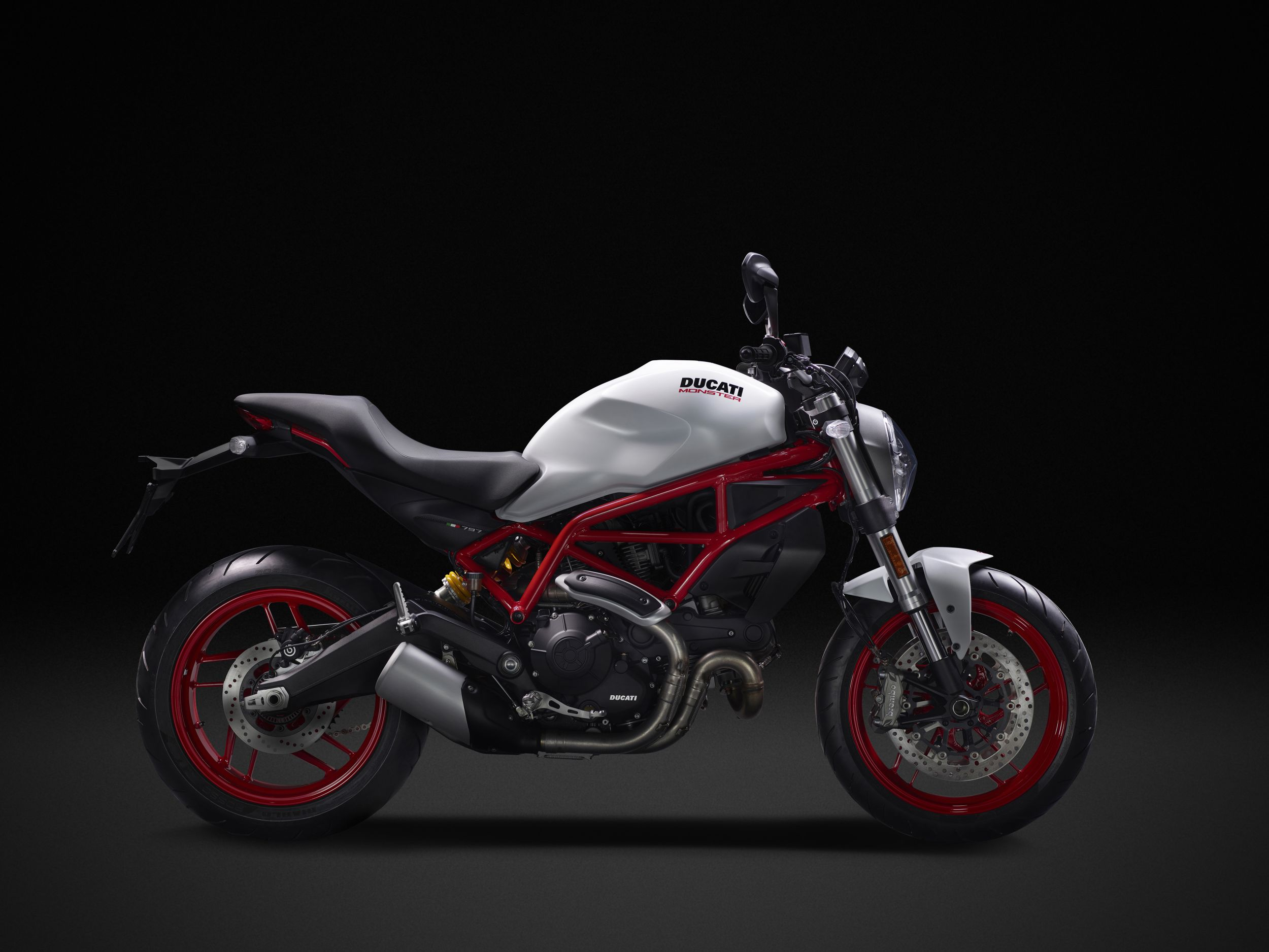 gebrauchte ducati monster 797 motorr der kaufen. Black Bedroom Furniture Sets. Home Design Ideas