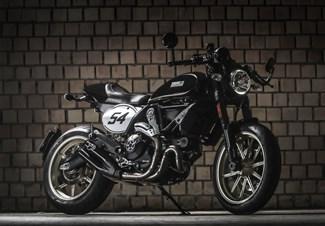 Ducati Scrambler Cafe Racer Sonderangebot