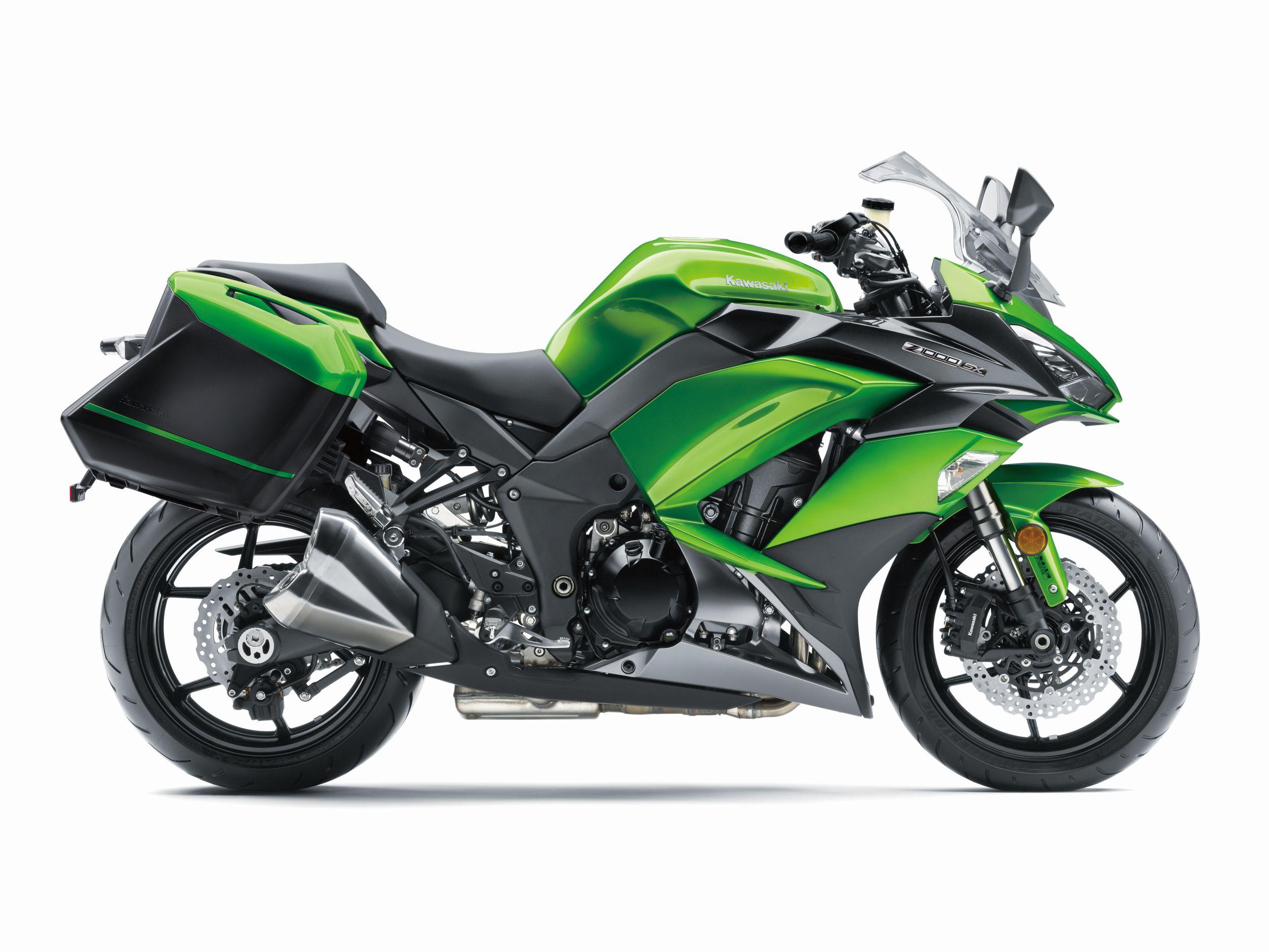 Gebrauchte Kawasaki Z 1000SX Motorräder kaufen
