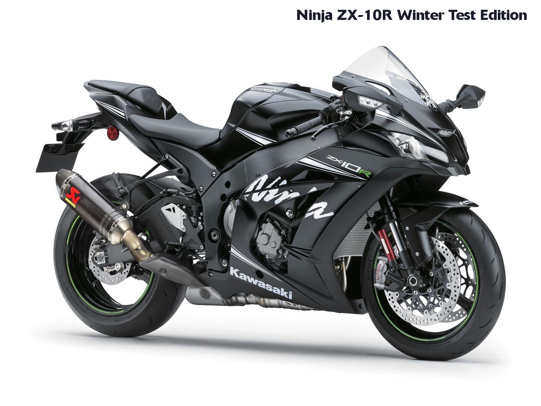 Kawasaki Winter Edition