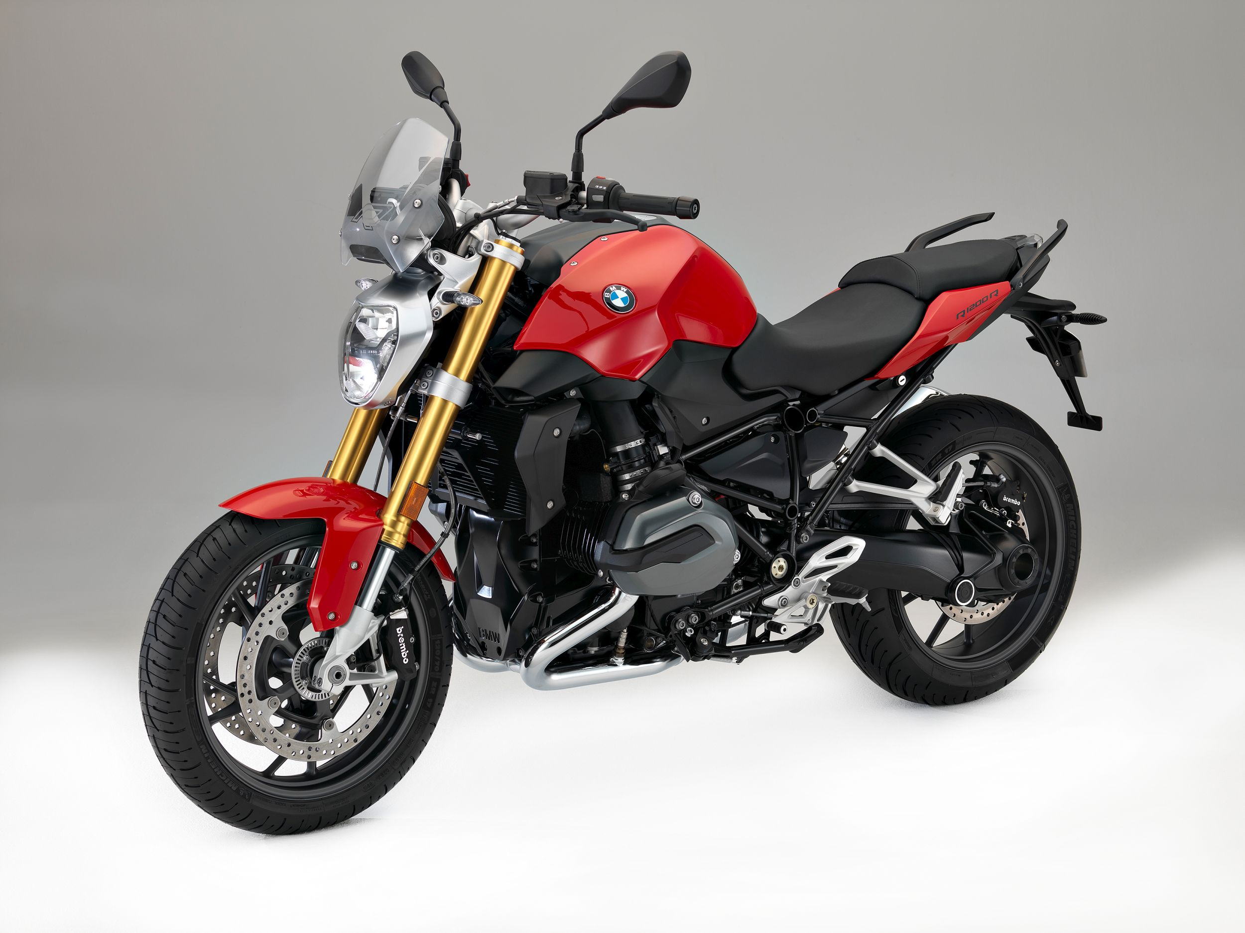 002 Extraordinary Bmw R 1200 R Street Fighter Cars Trend