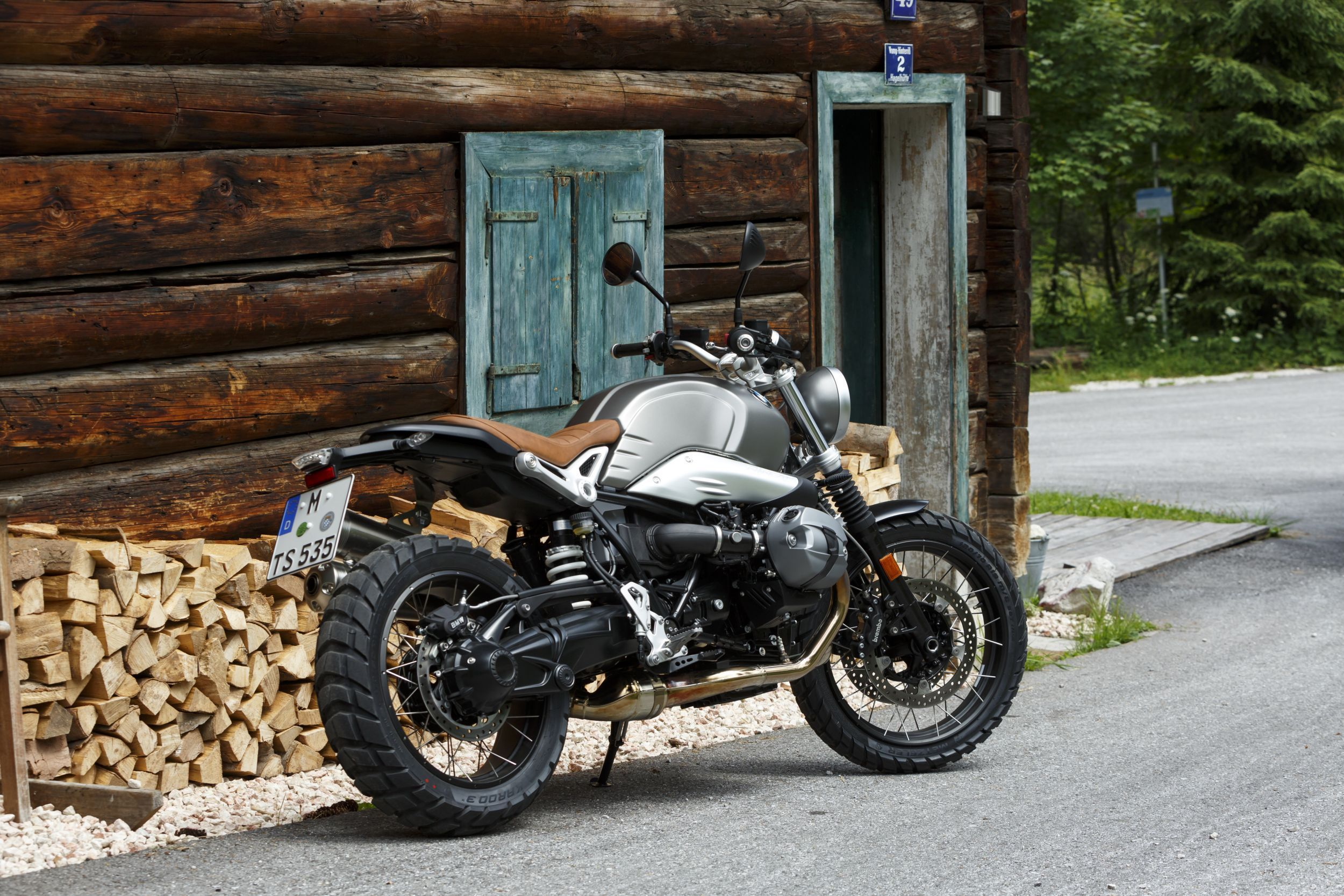 gebrauchte bmw r ninet scrambler motorr der kaufen. Black Bedroom Furniture Sets. Home Design Ideas