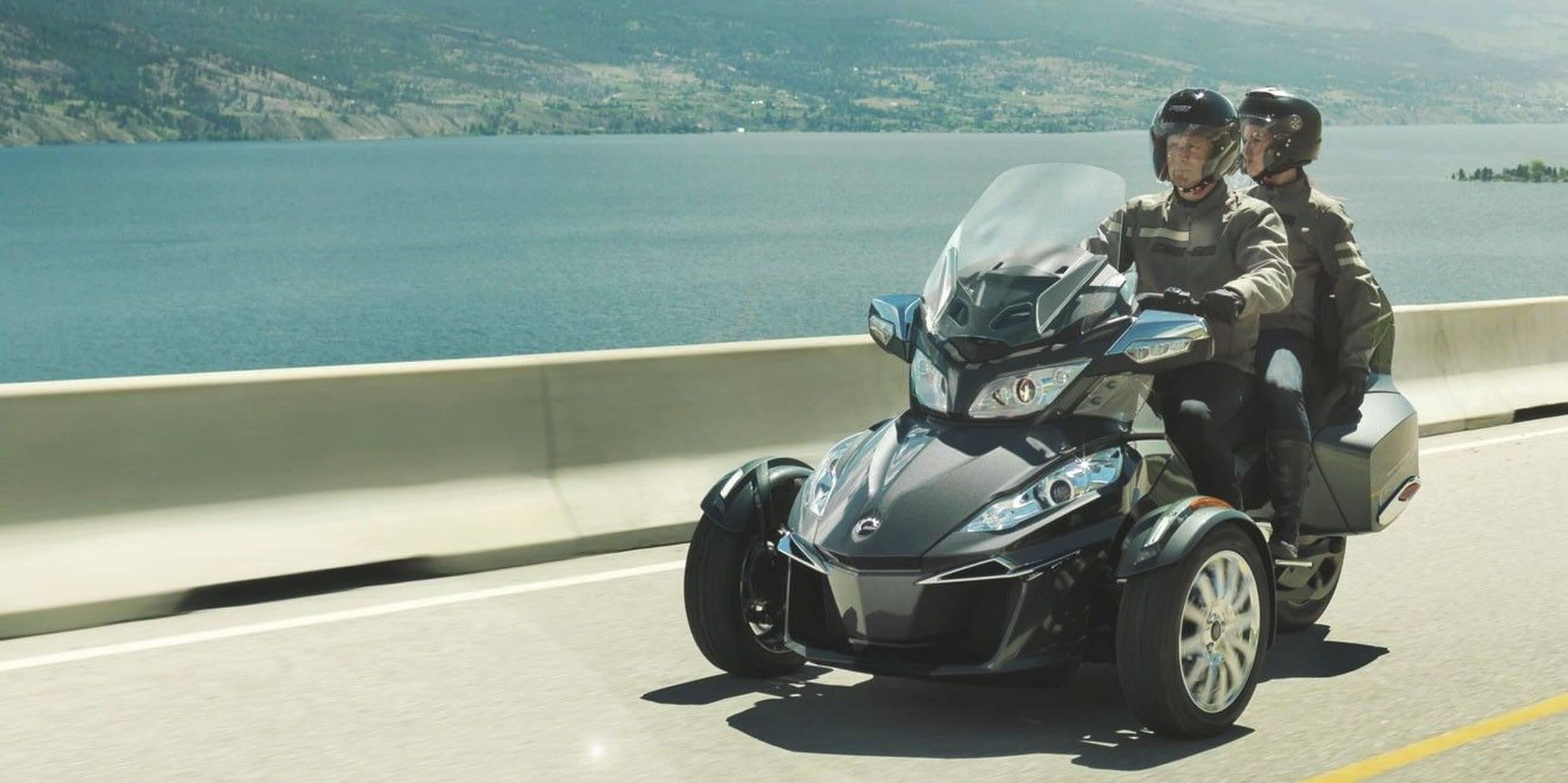 Motorrad Occasion Can-Am Spyder RT-S kaufen