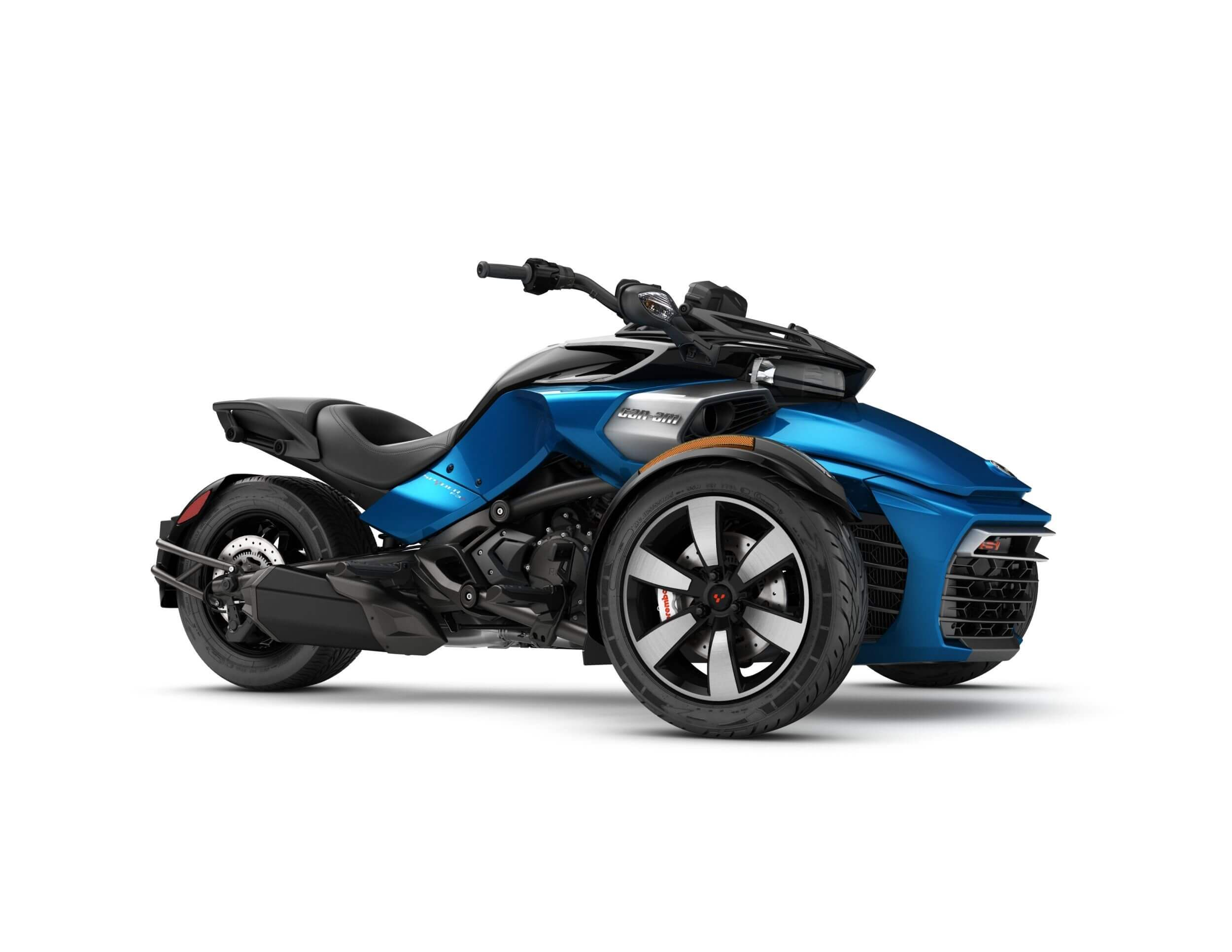gebrauchte can am spyder f3 s motorr der kaufen. Black Bedroom Furniture Sets. Home Design Ideas