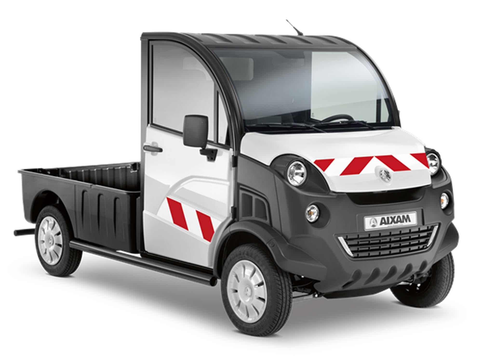 gebrauchte und neue aixam d truck 400 pick up motorr der. Black Bedroom Furniture Sets. Home Design Ideas