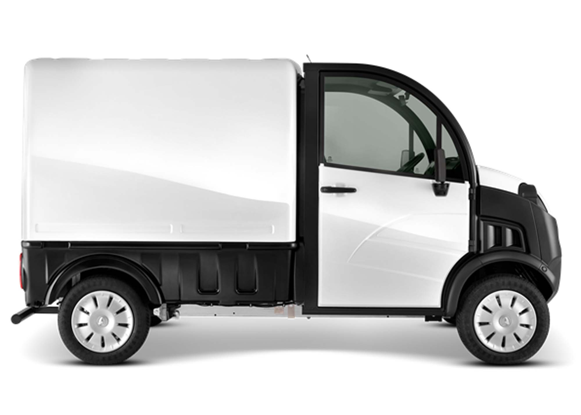 gebrauchte aixam d truck 400 van motorr der kaufen. Black Bedroom Furniture Sets. Home Design Ideas