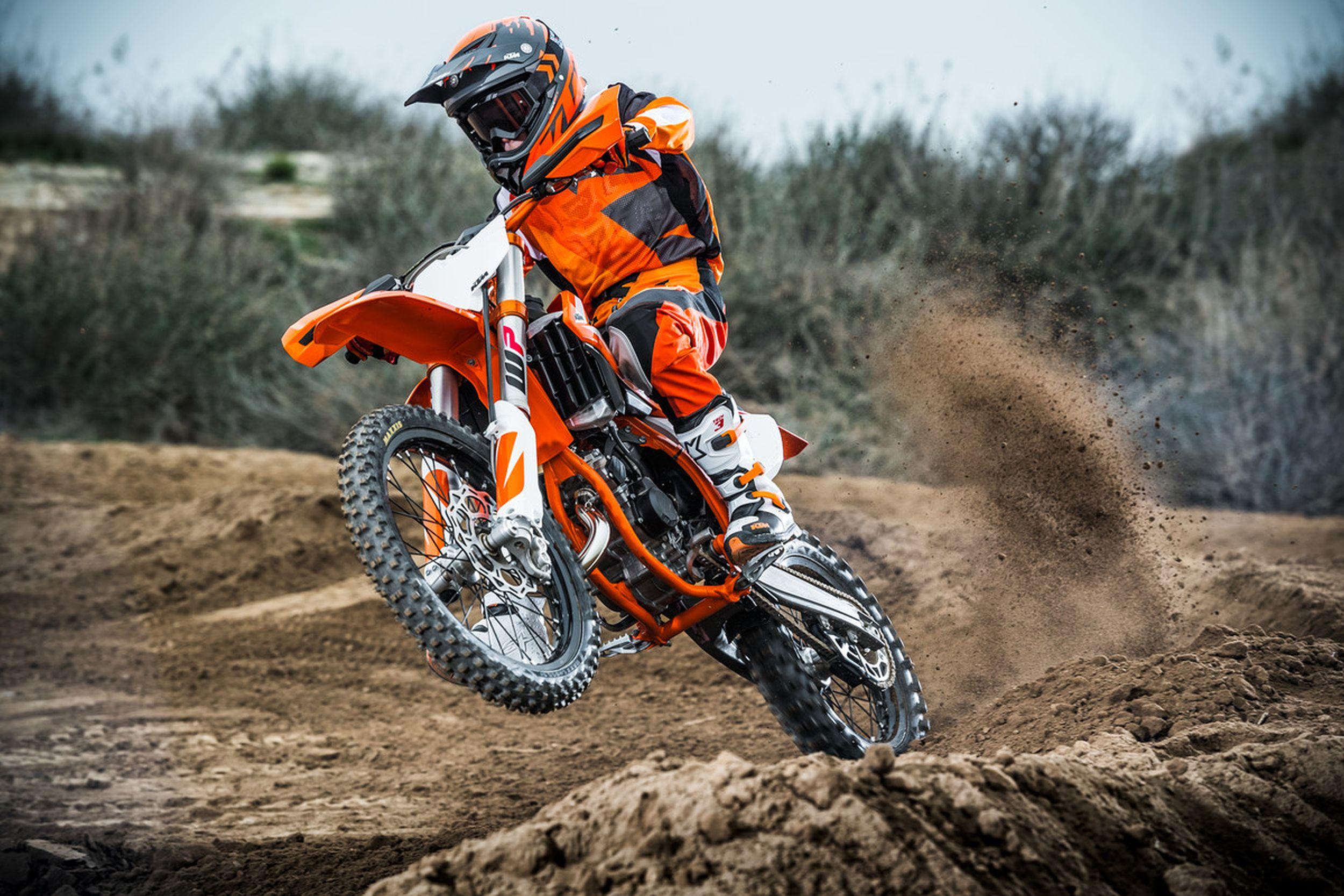 Ktm Xc For Motocross