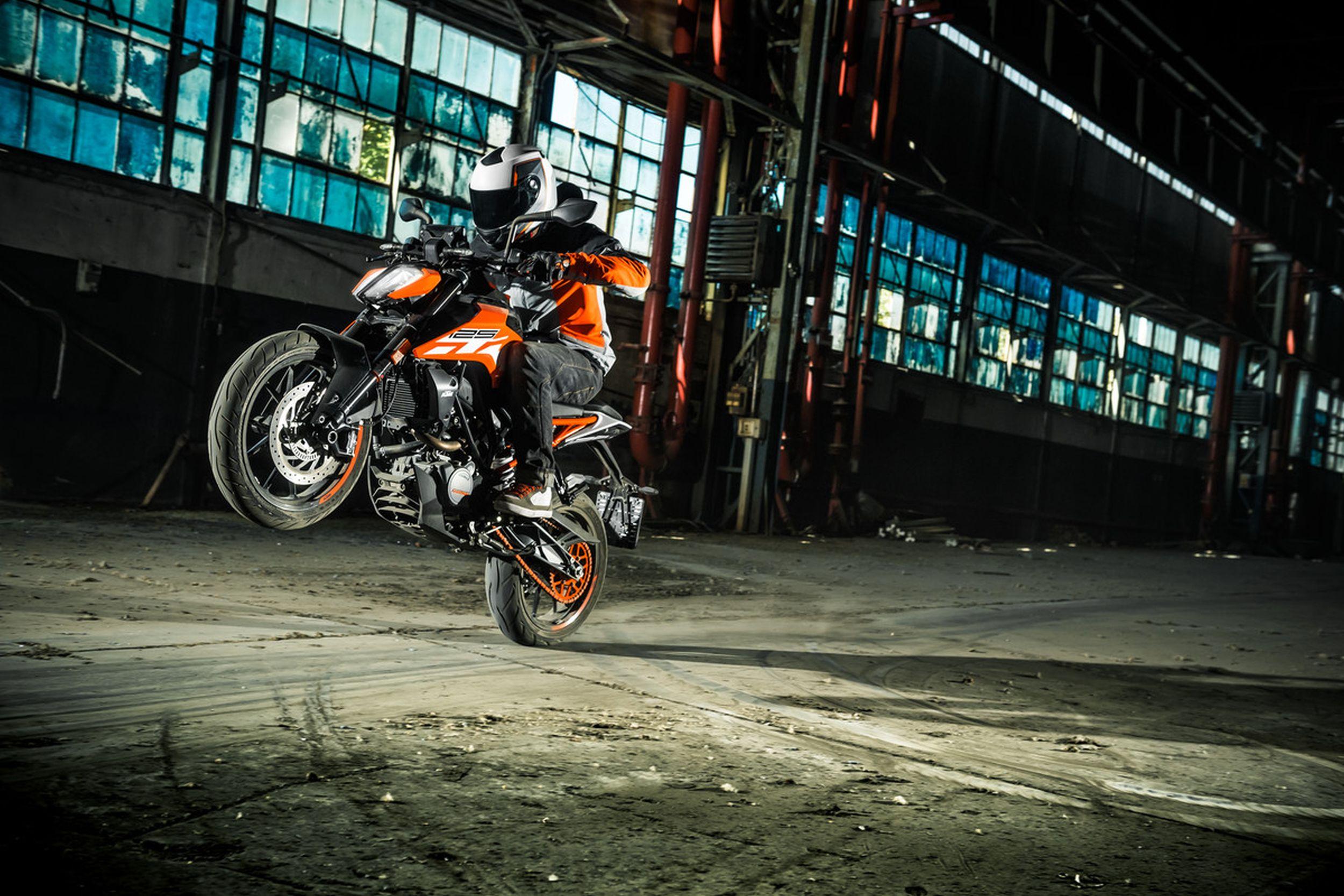 Ktm Super Adventure >> KTM 125 Duke - Test, Töff's, Bilder, technische Daten