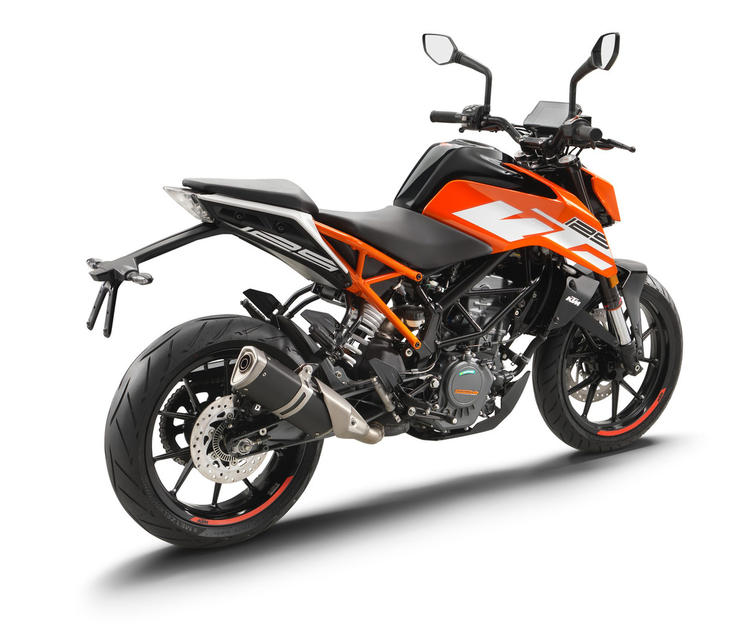 ktm 125 duke test gebrauchte bilder technische daten. Black Bedroom Furniture Sets. Home Design Ideas