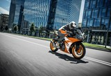 KTM RC 125 ABS Bilder