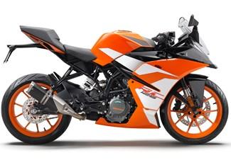 KTM RC 125 ABS Sonderangebot