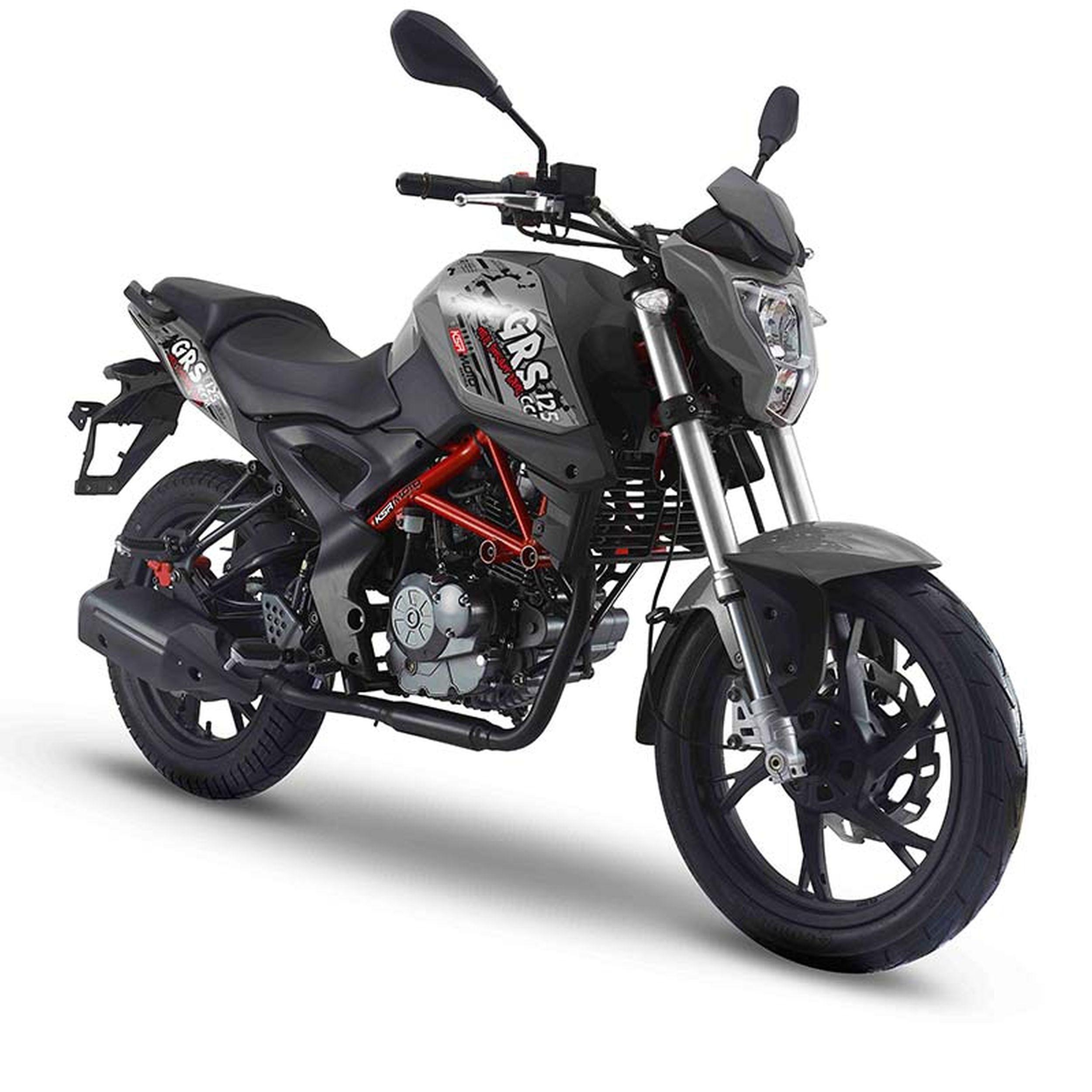 gebrauchte und neue ksr moto grs 125 motorr der kaufen. Black Bedroom Furniture Sets. Home Design Ideas