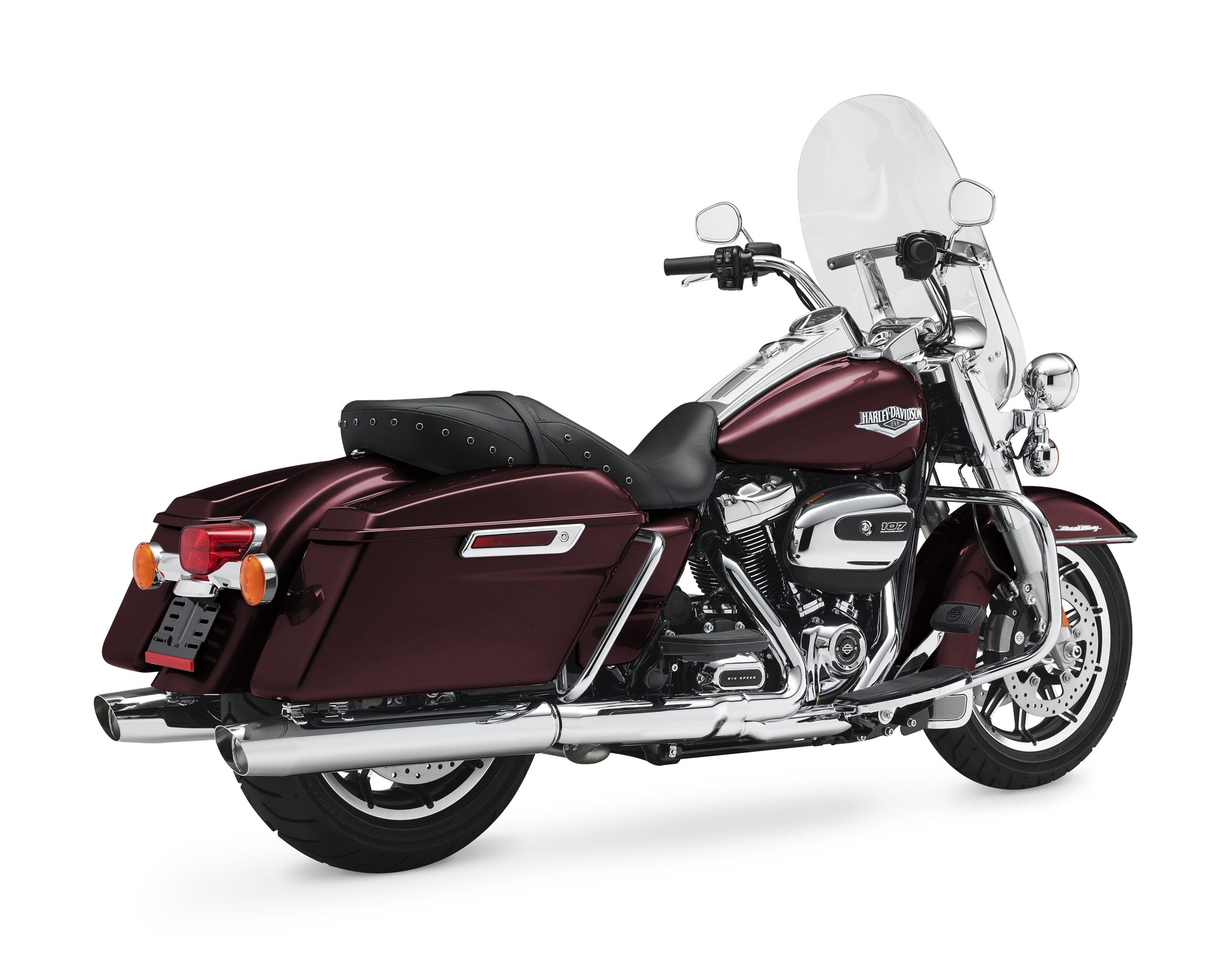 gebrauchte und neue harley davidson road king flhr motorr der kaufen. Black Bedroom Furniture Sets. Home Design Ideas