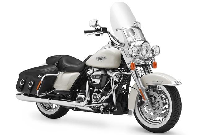 Gebrauchte Harley-Davidson Road King Classic FLHRC ...